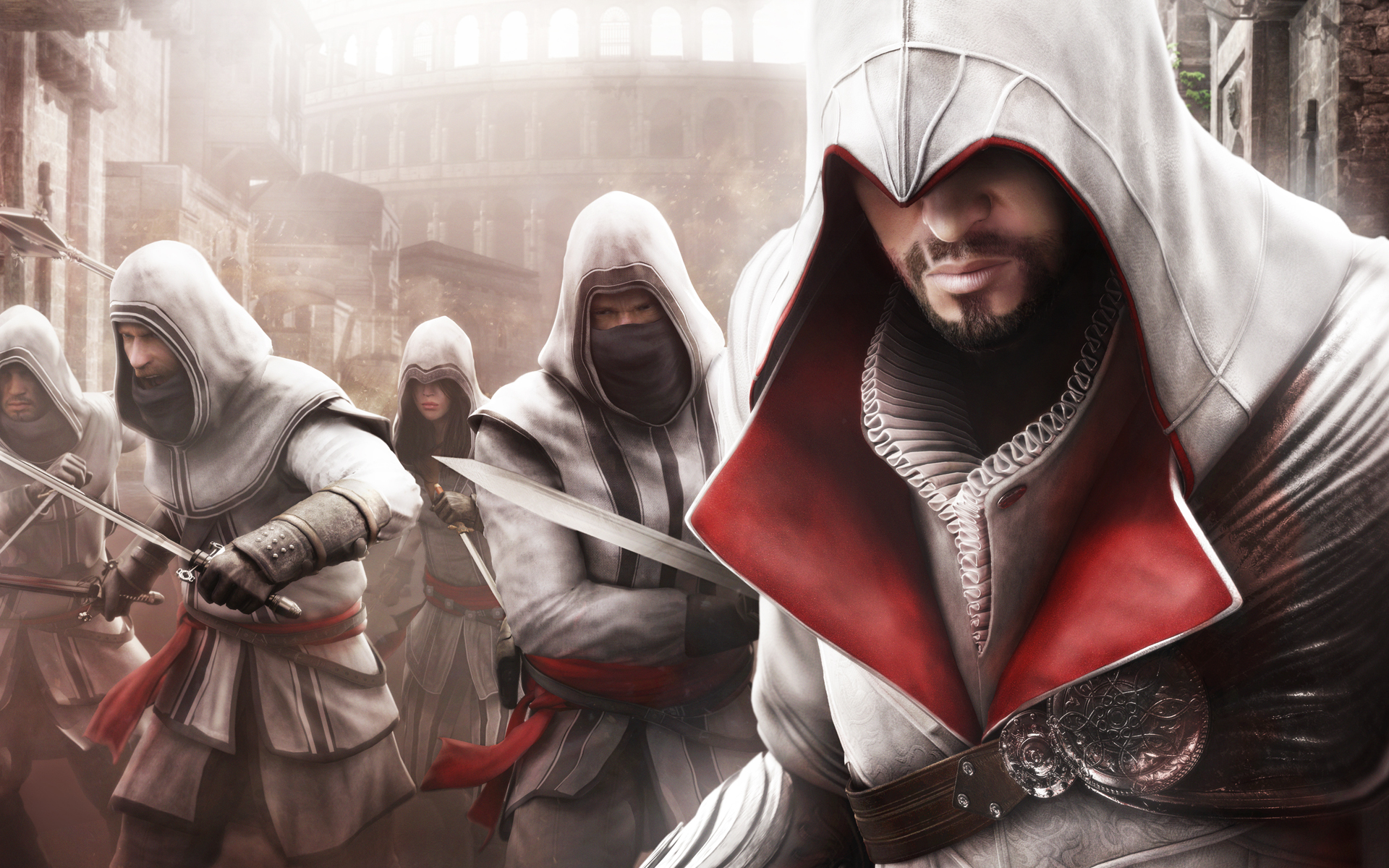 Ezio Wallpaper