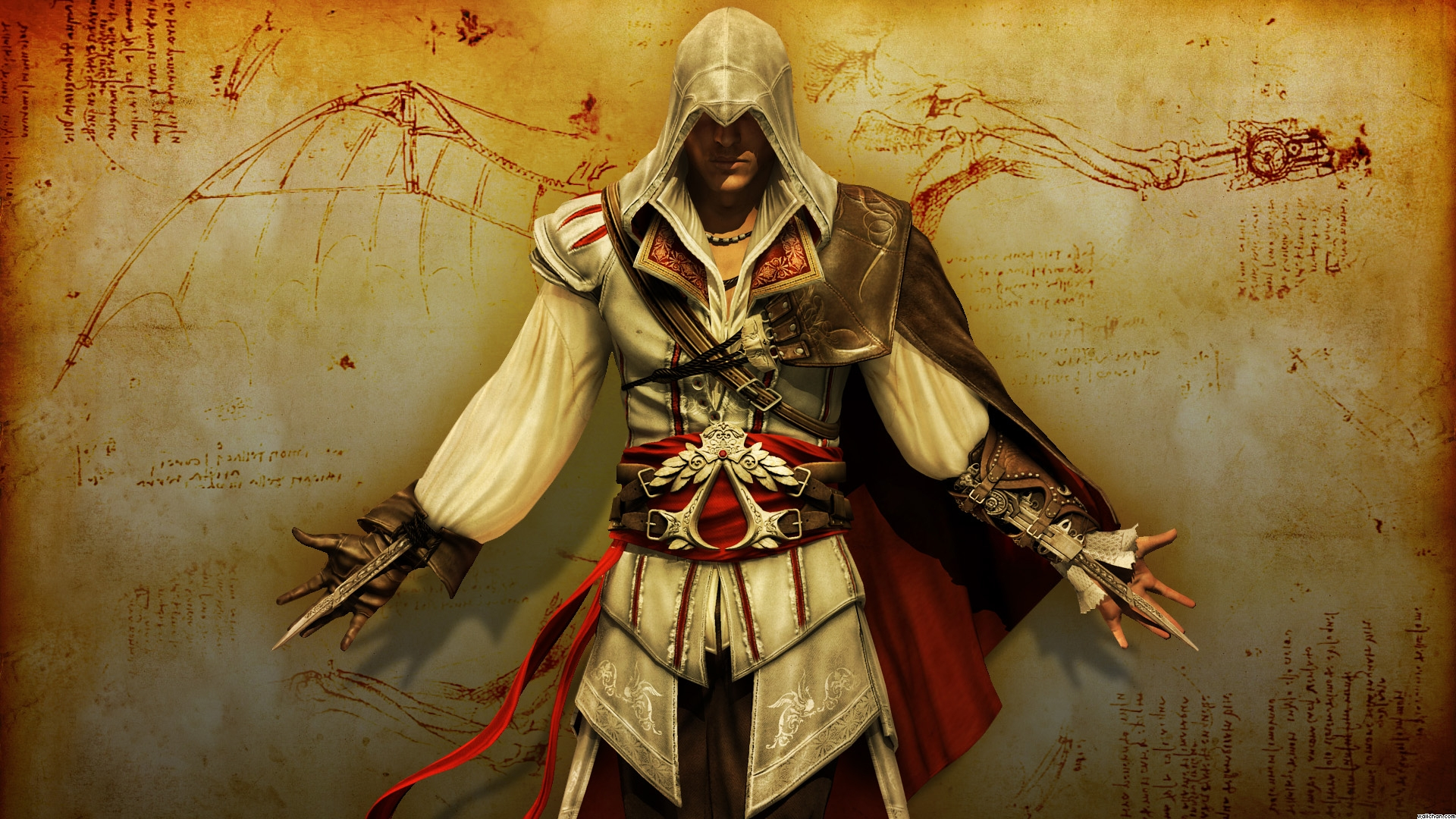 Ezio Wallpaper 1920x1080 78857