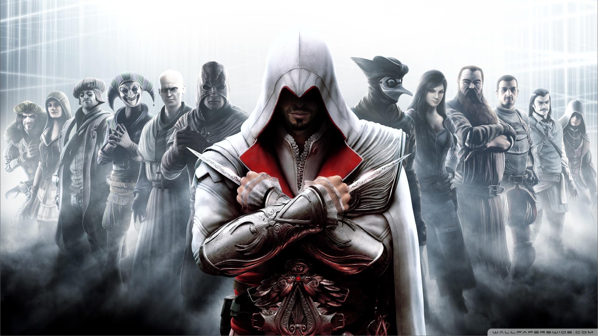 Ezio Wallpaper
