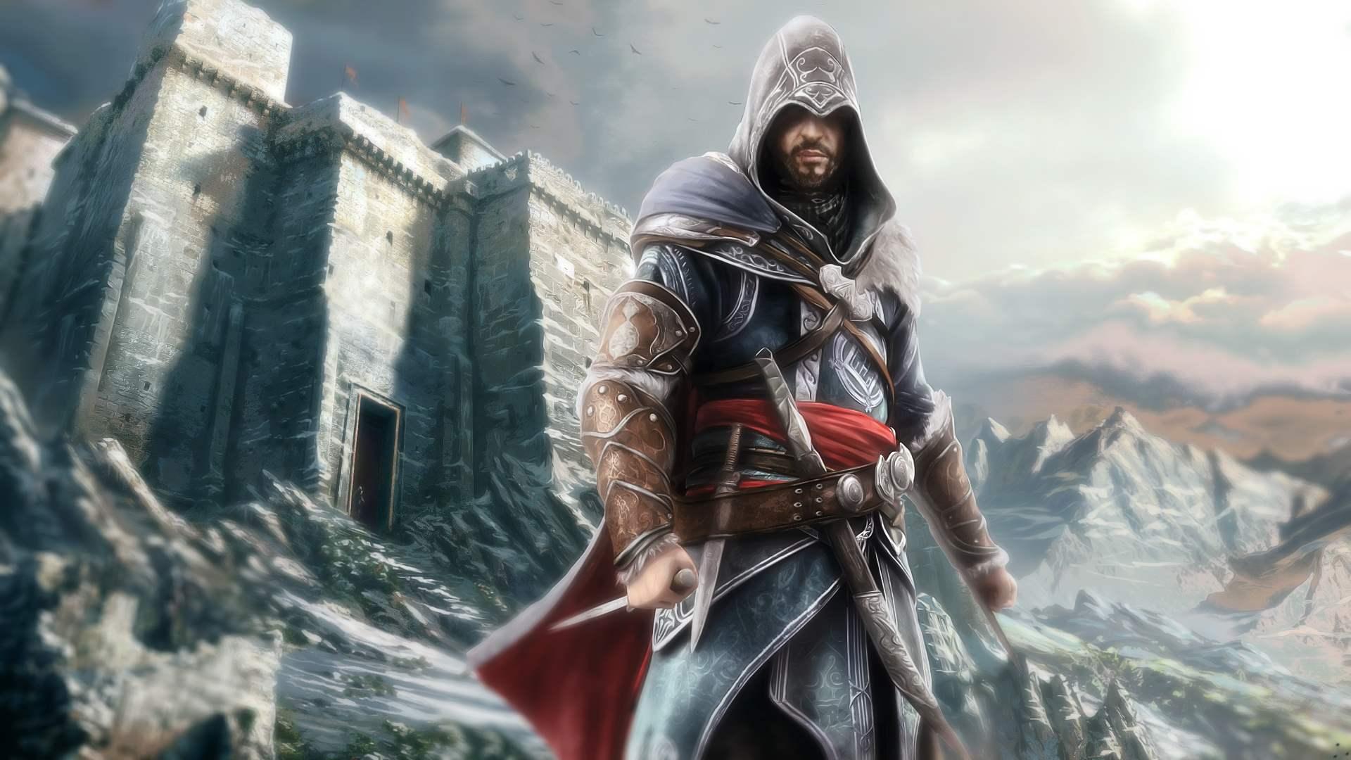 Ezio Wallpaper HD