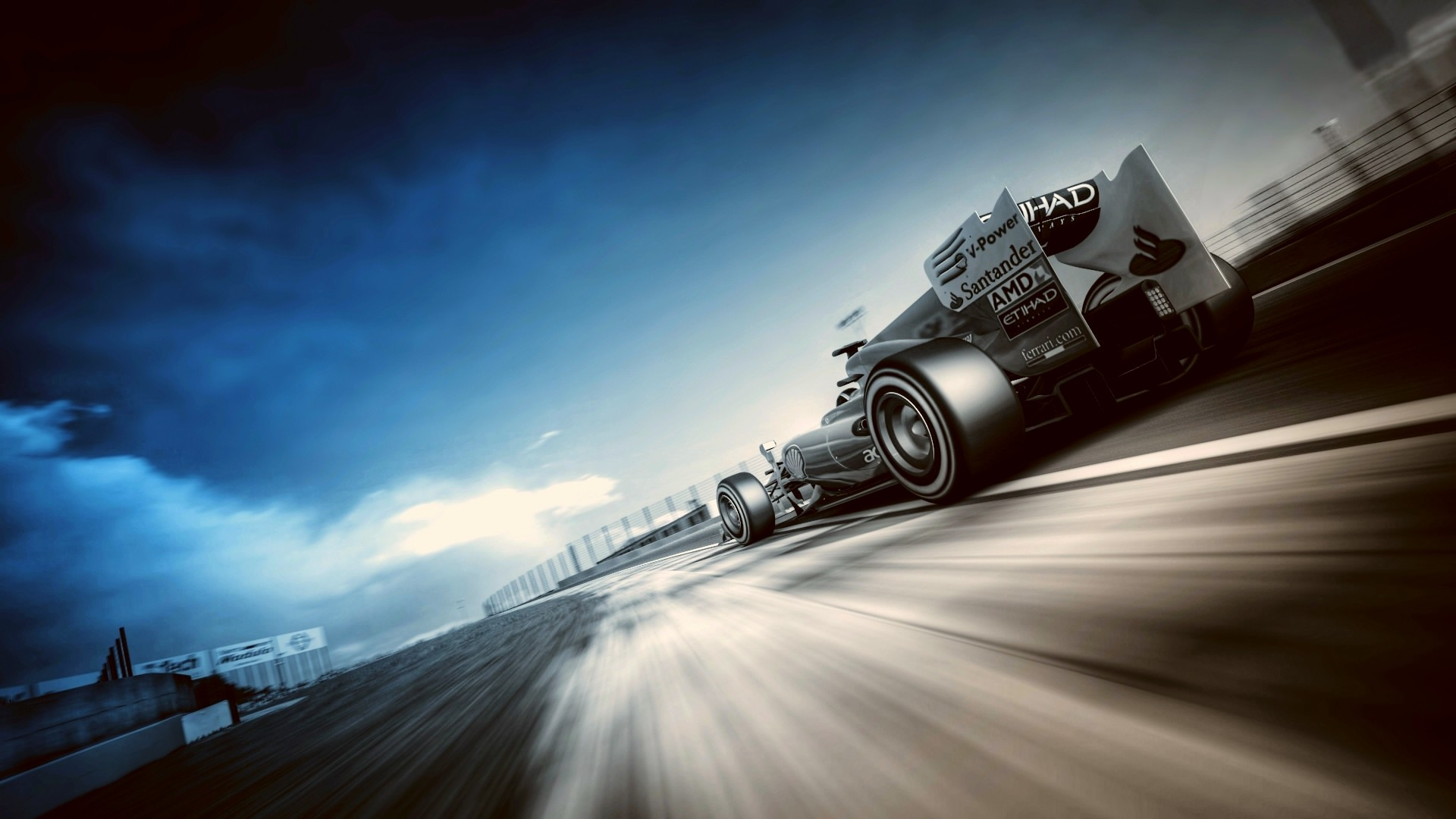 2013-09-F1-Car-Motion-Wallpaper (1) ...