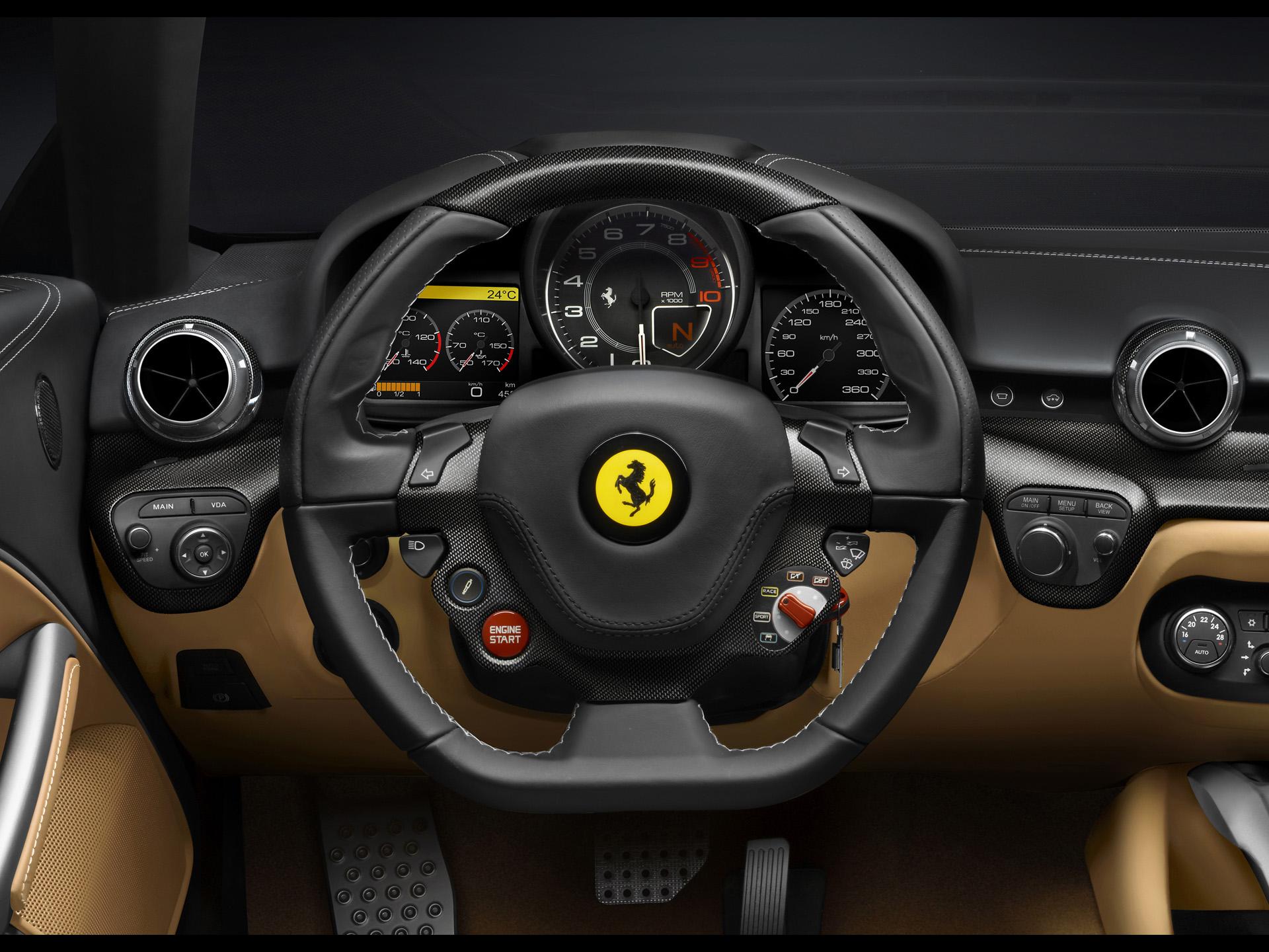 F12 Ferrari Berlinetta