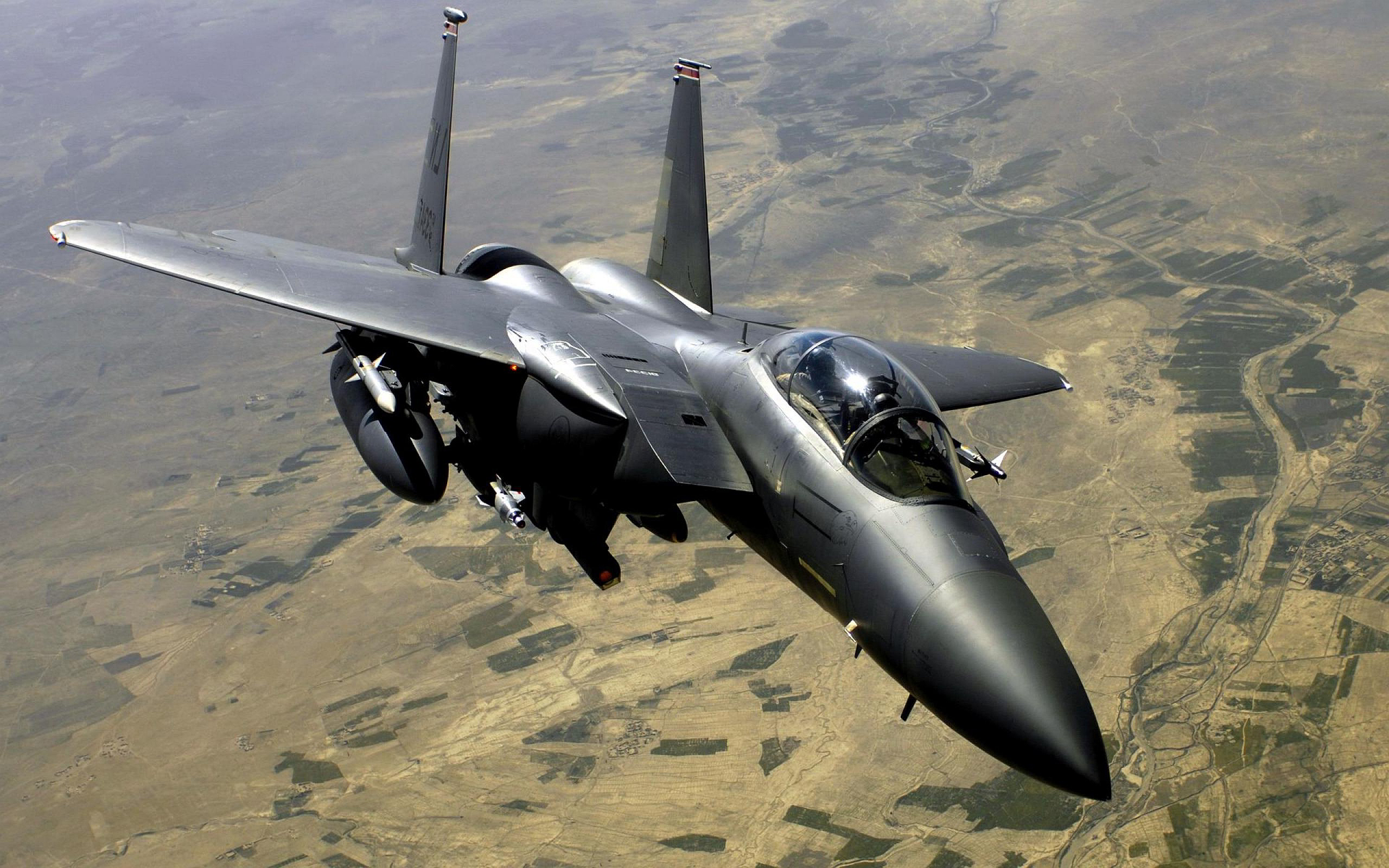 F15 Eagle Jet Fighter