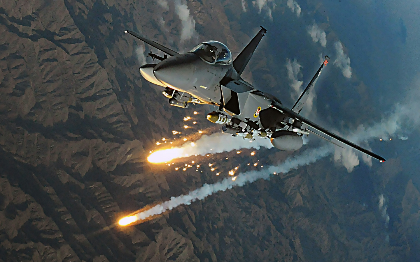 F-15-Eagle Wallpaper