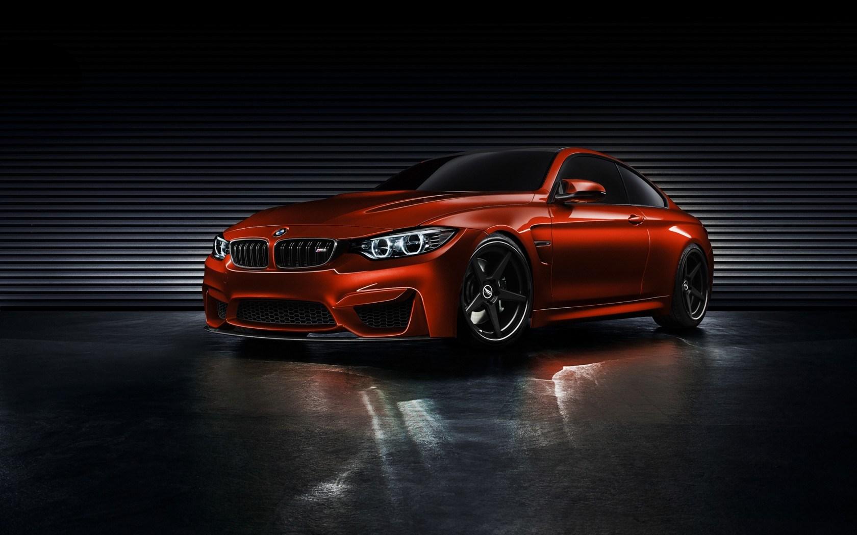 F32 BMW M4 Concept
