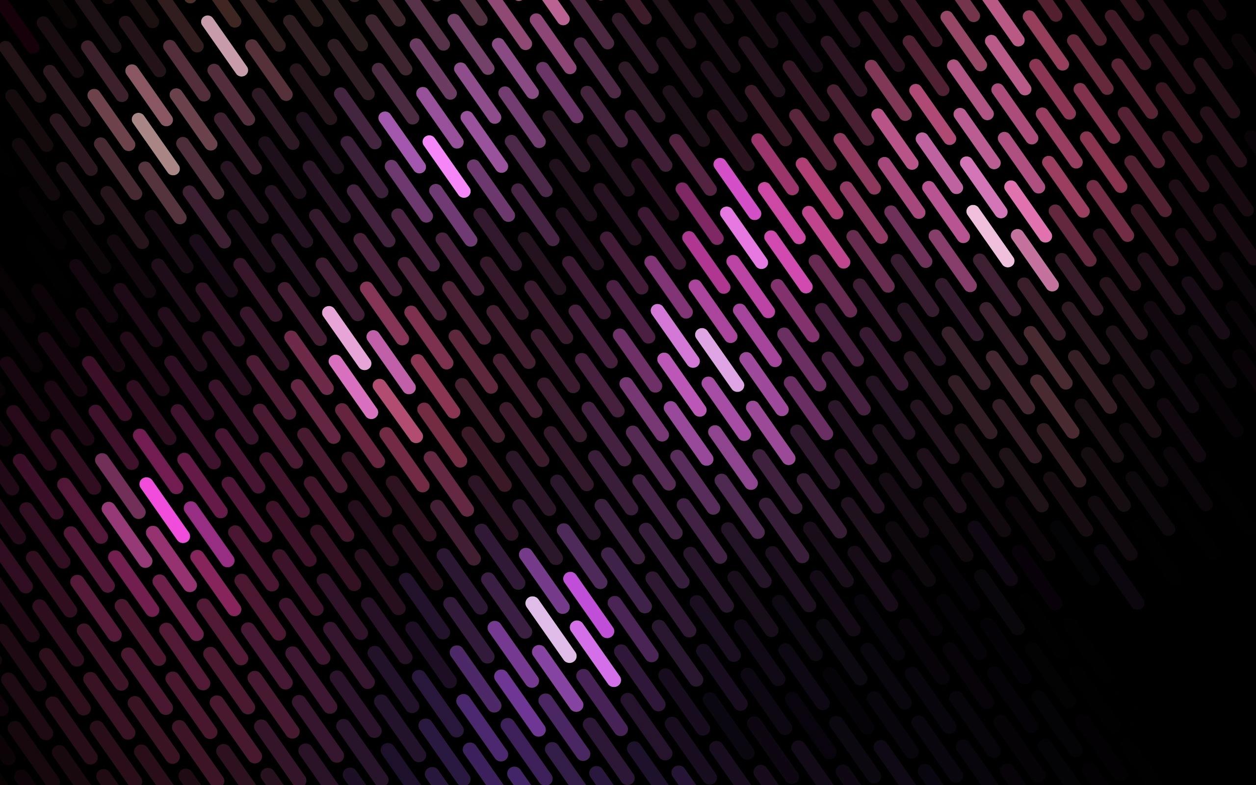 Fabulous Purple Pattern Wallpaper