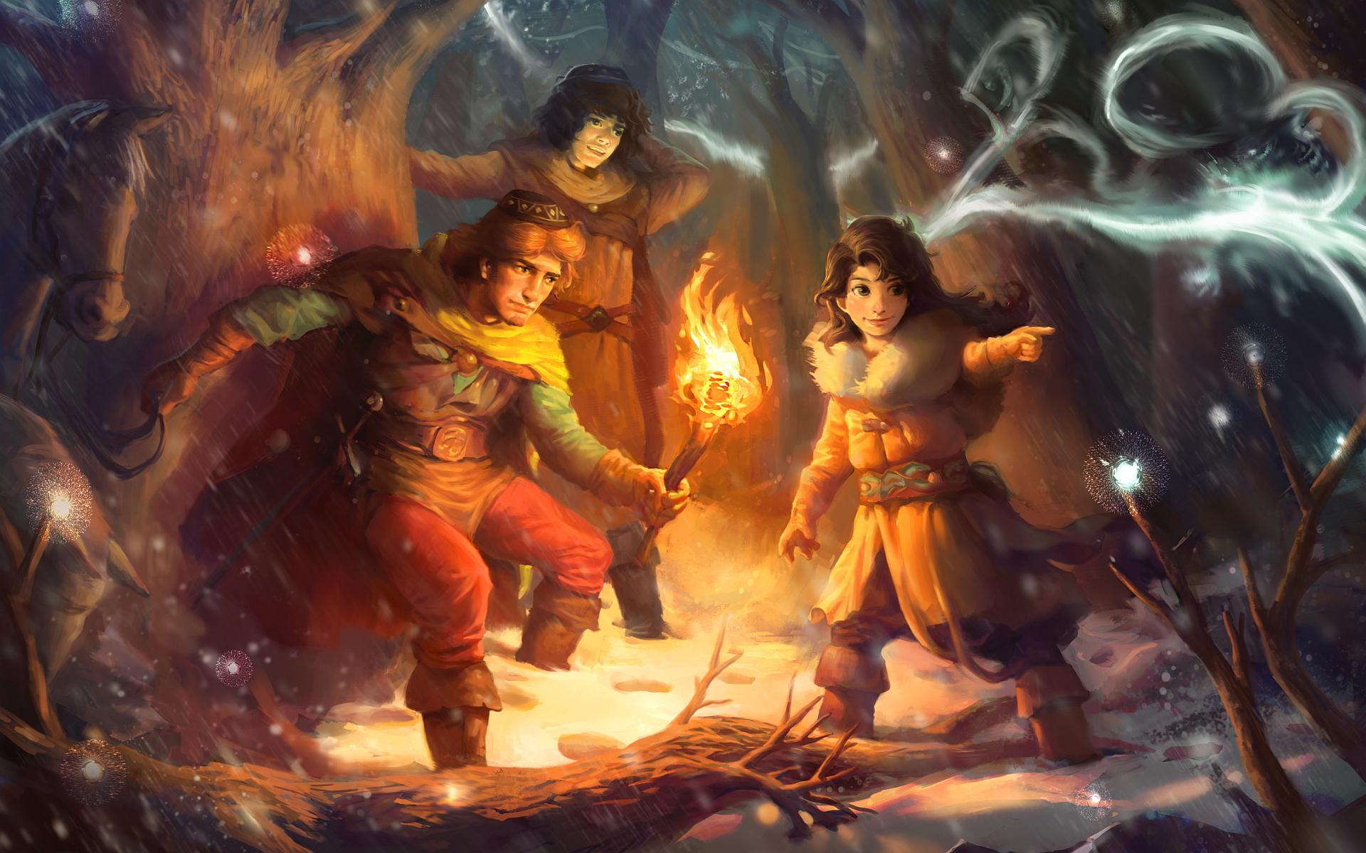 Fairytale benjamin and solomon