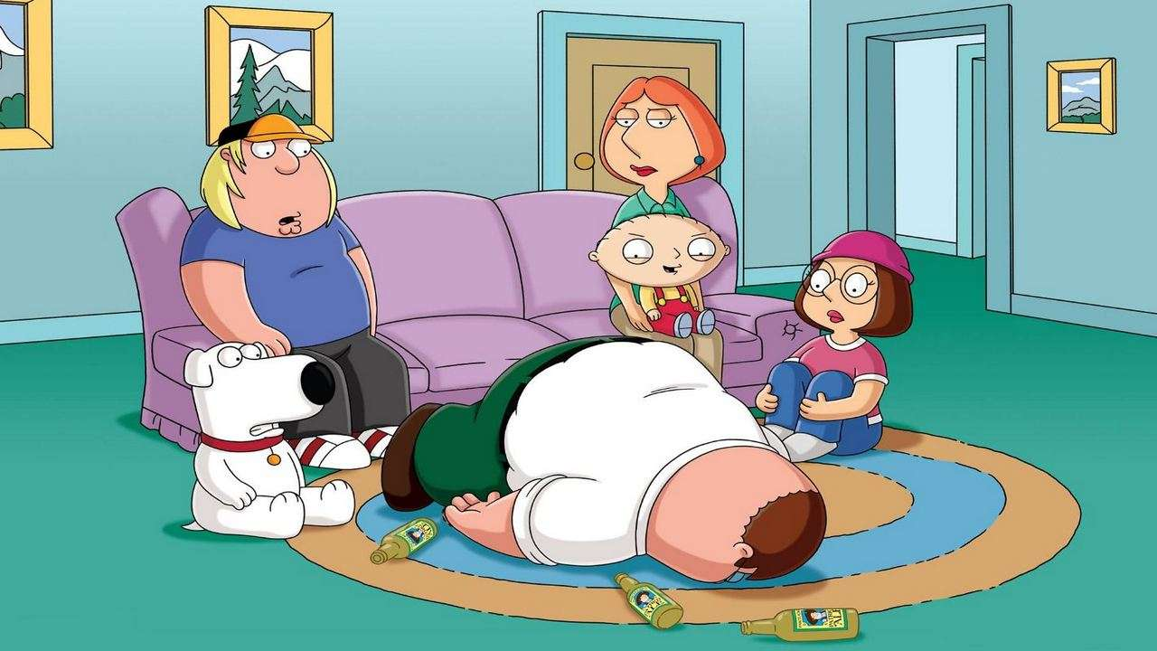Free-to-play Family Guy mobile game launching in 2014, features microtransactions - GameSpot