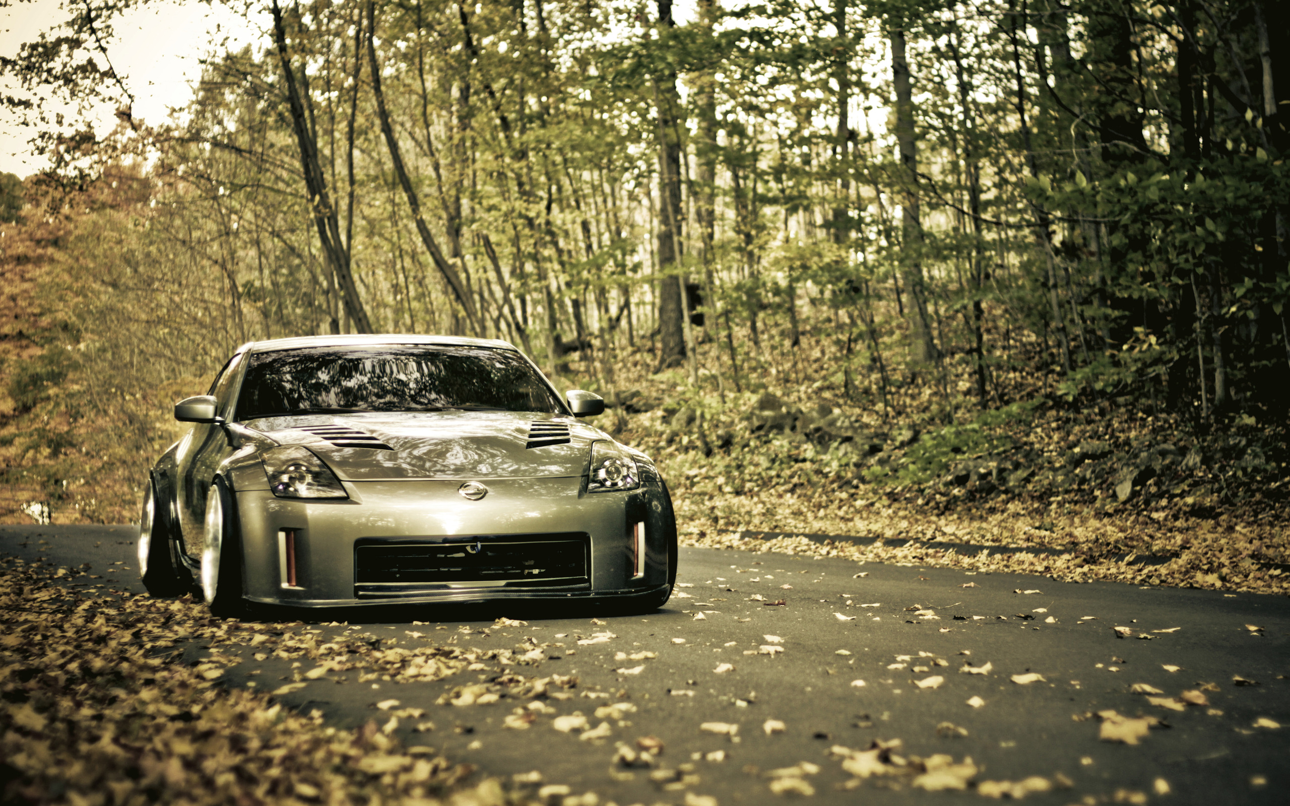 Fantastic 370Z Wallpaper