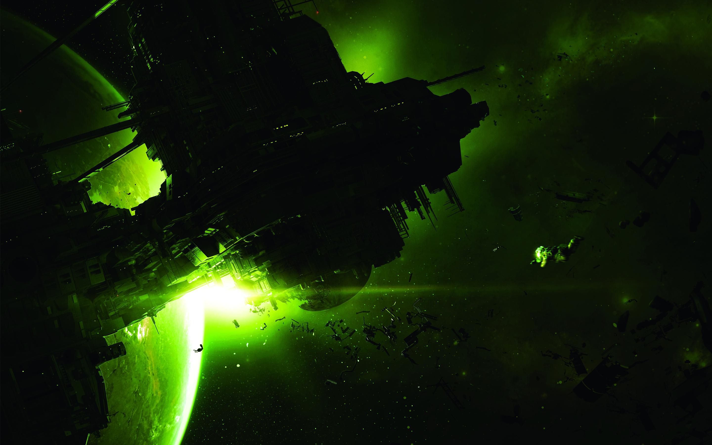 Fantastic Alien Isolation Wallpaper
