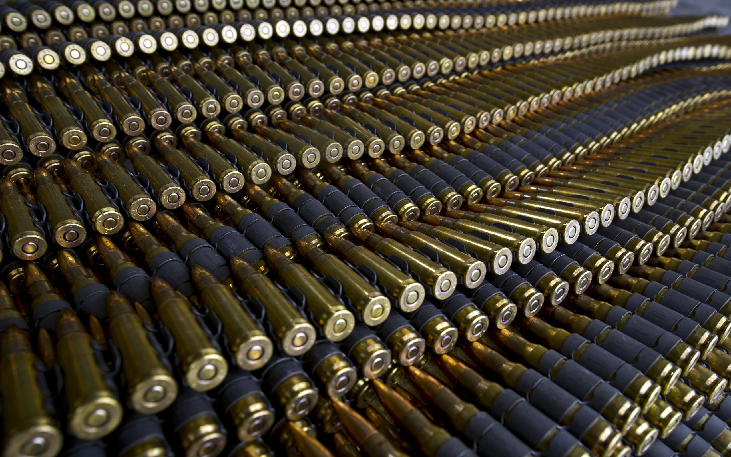 Fantastic Ammo Wallpaper
