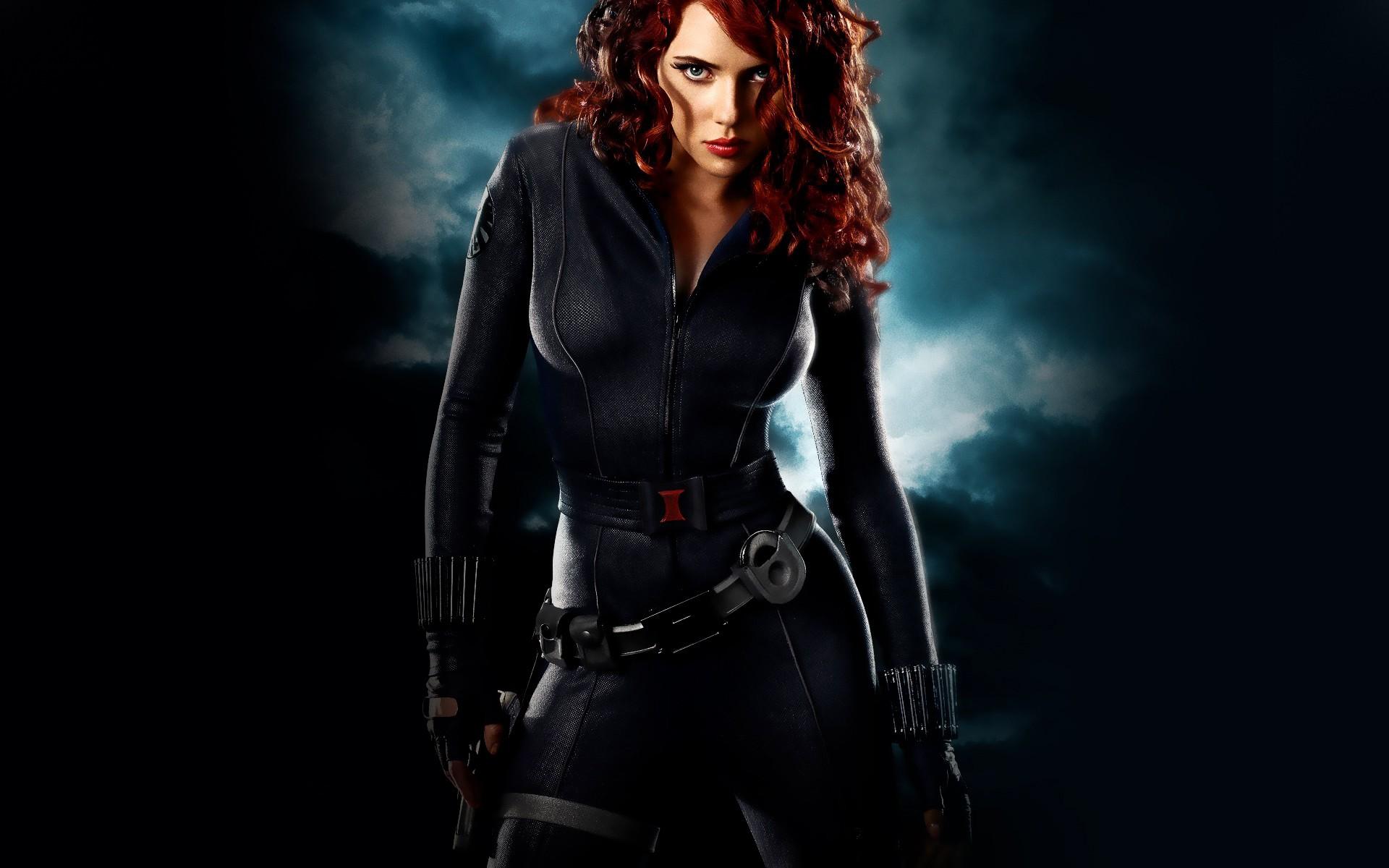 Fantastic Black Widow Wallpaper