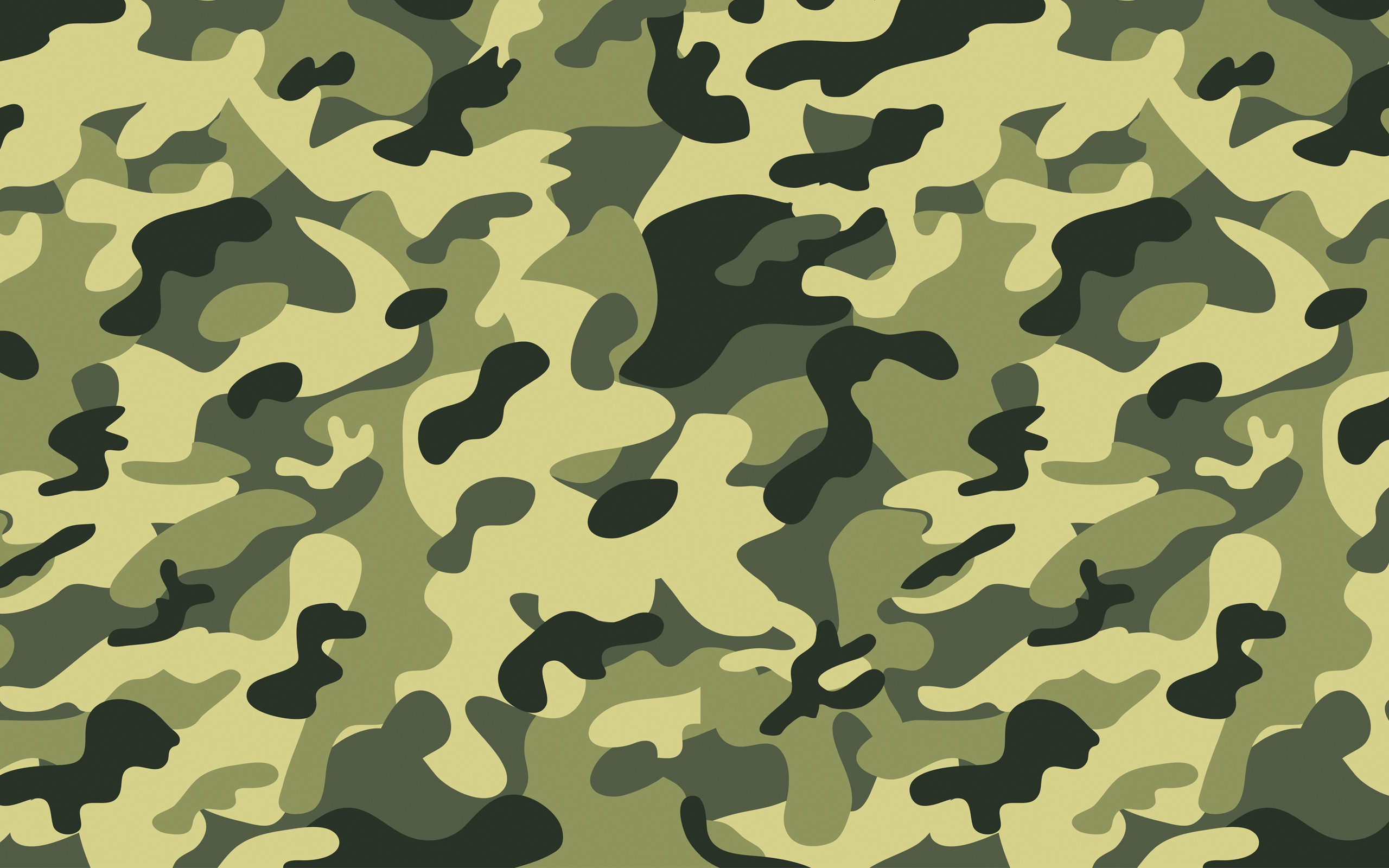 Fantastic Camo Wallpaper