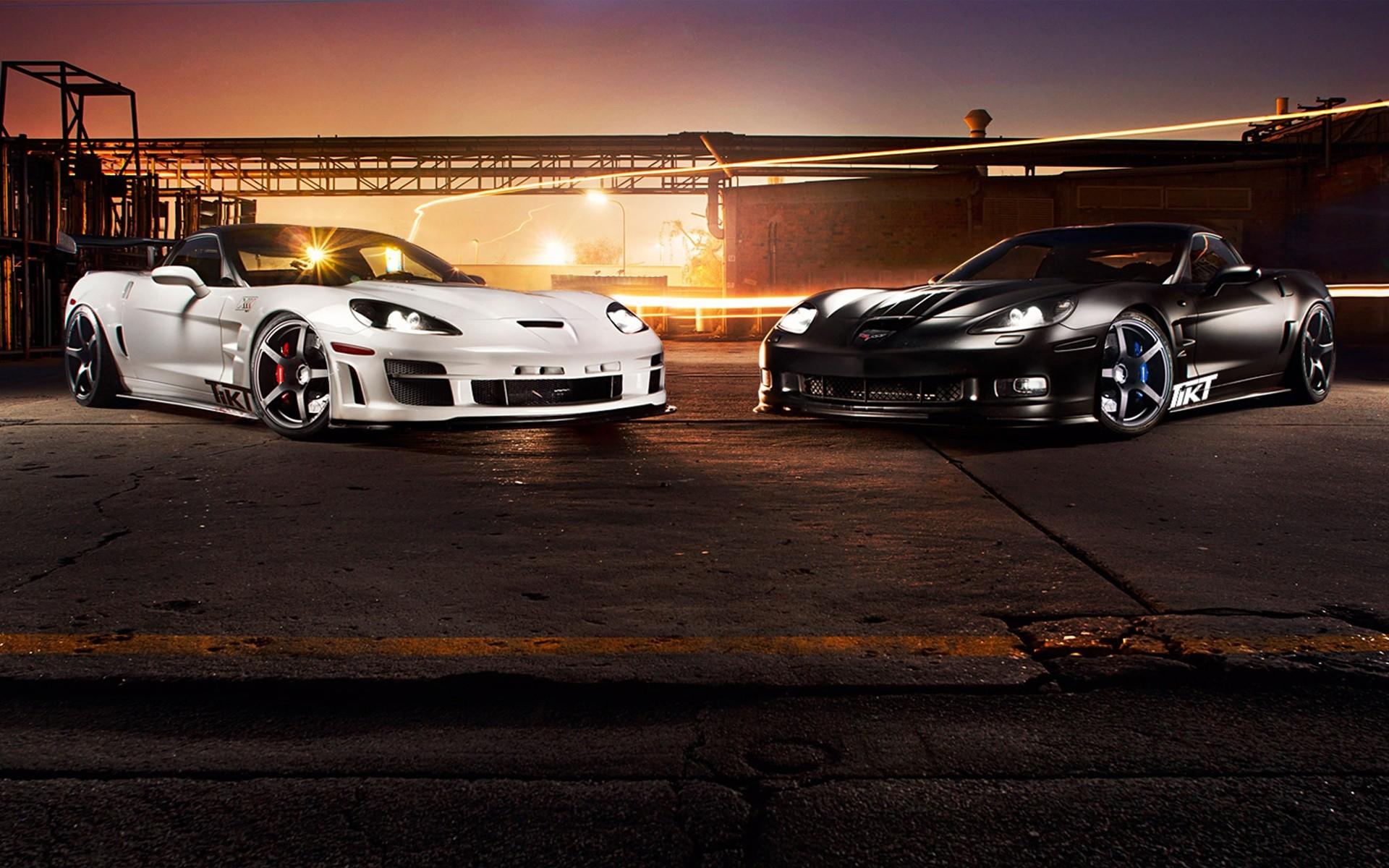 Fantastic Corvette Wallpaper