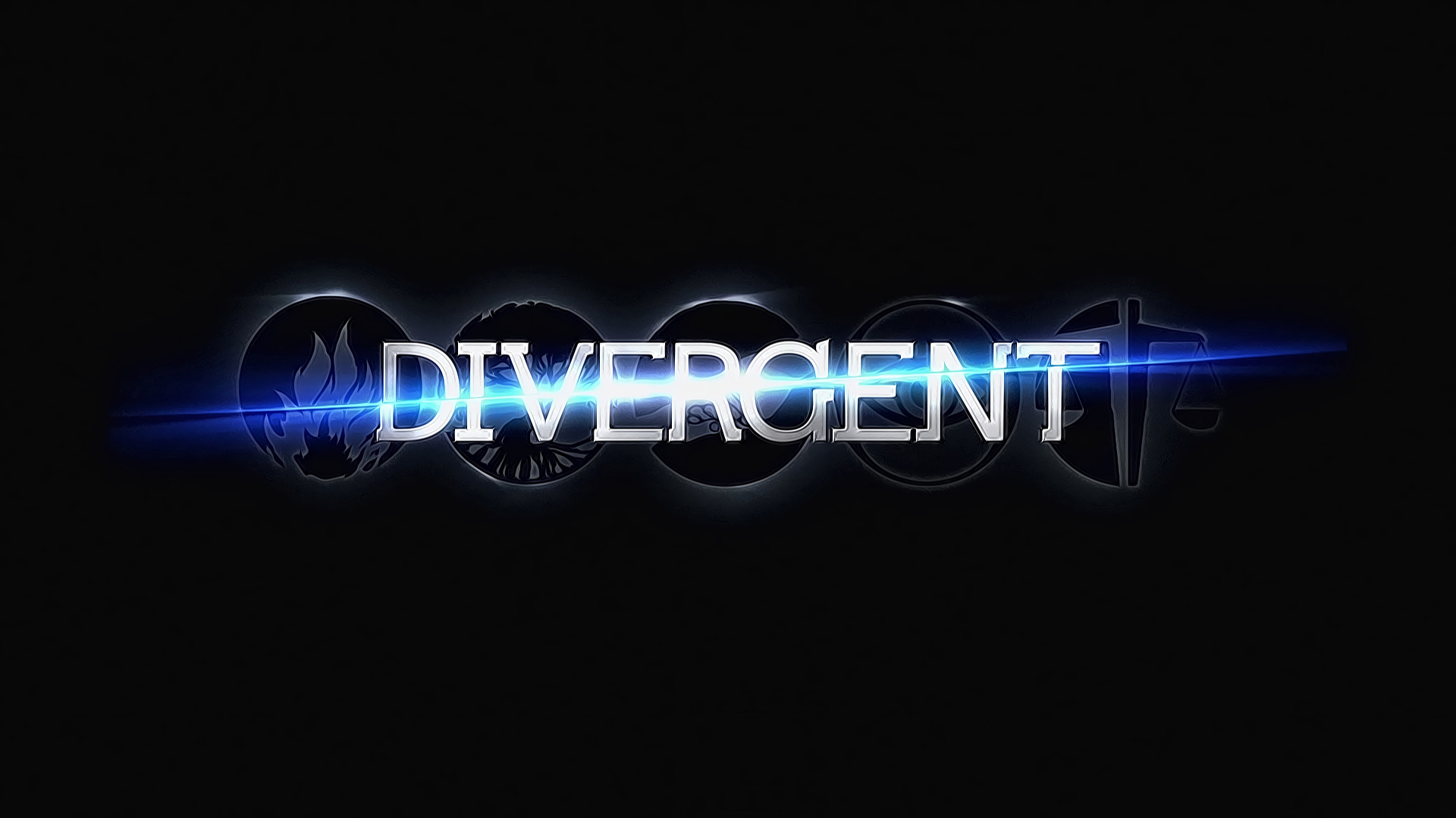 Fantastic Divergent Wallpaper