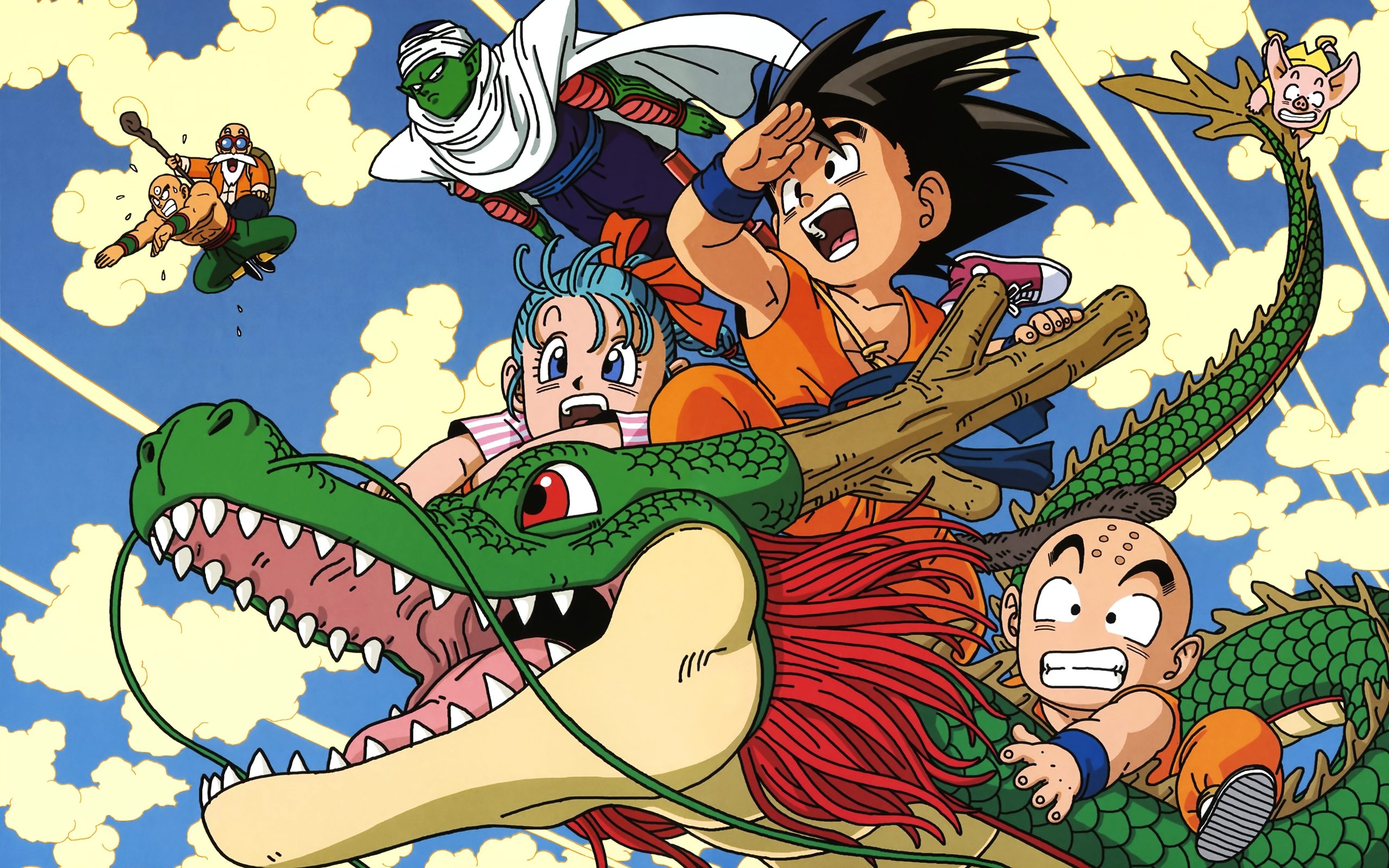 Fantastic Dragon Ball Z Wallpaper