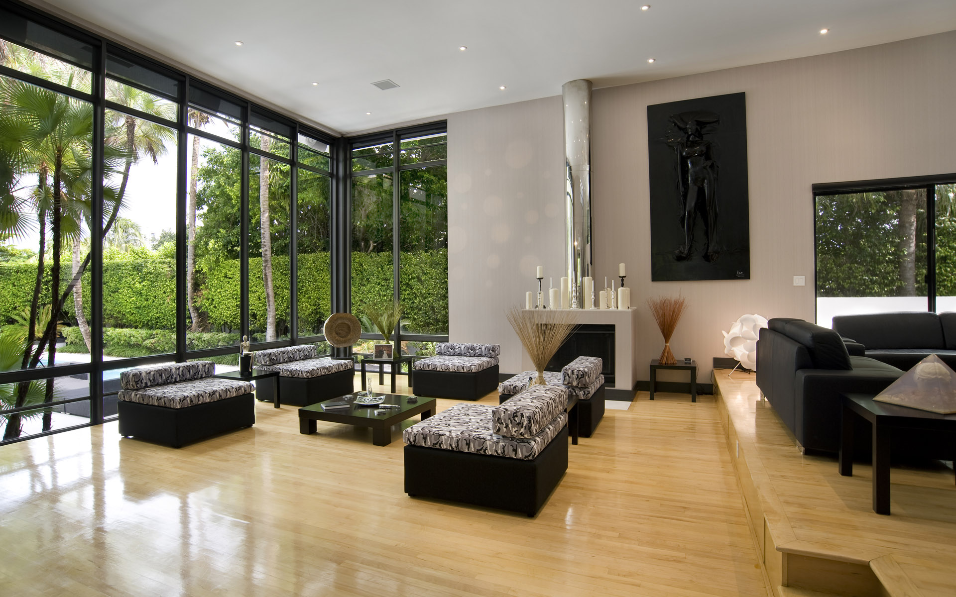 Fantastic Interior Wallpaper