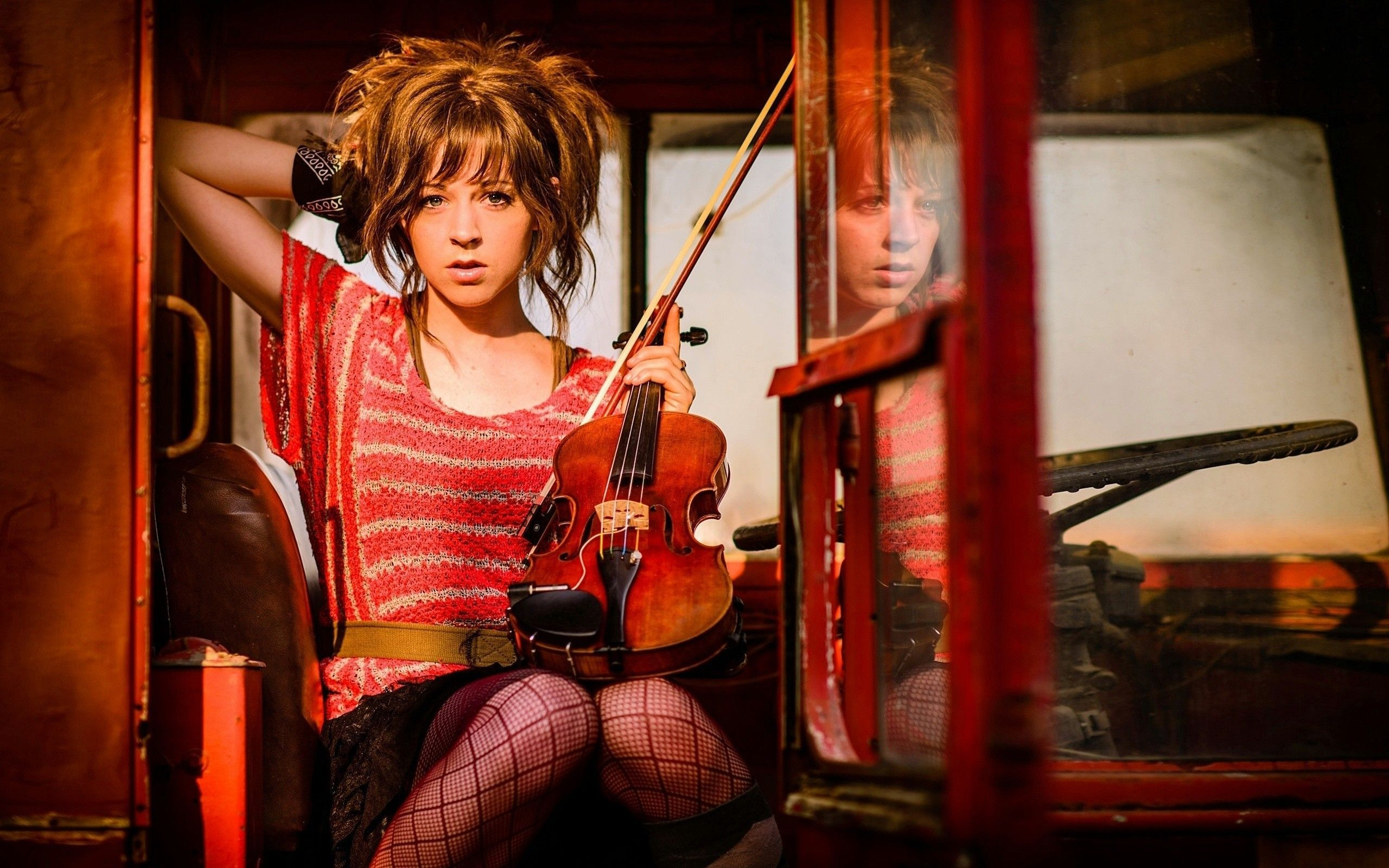 ... Lindsey Stirling Wallpaper ...