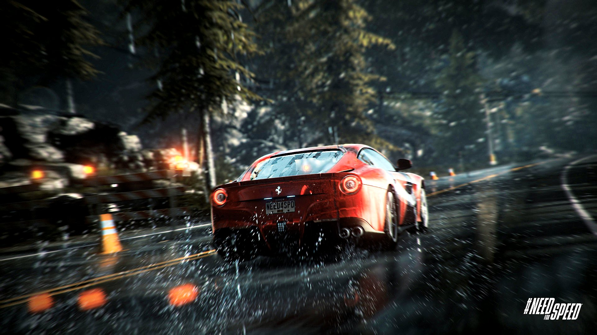 Fantastic Need For Speed Wallpaper