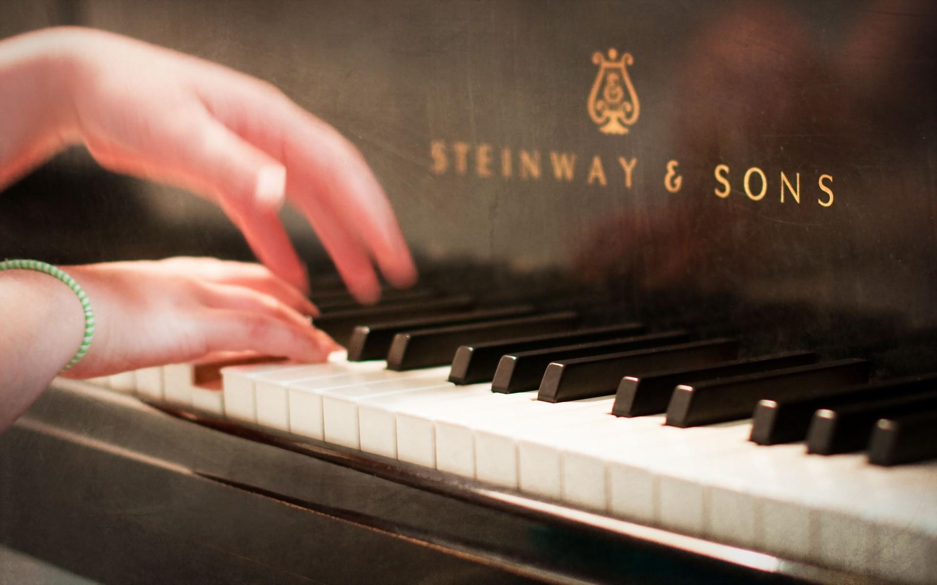 Fantastic Piano Wallpaper