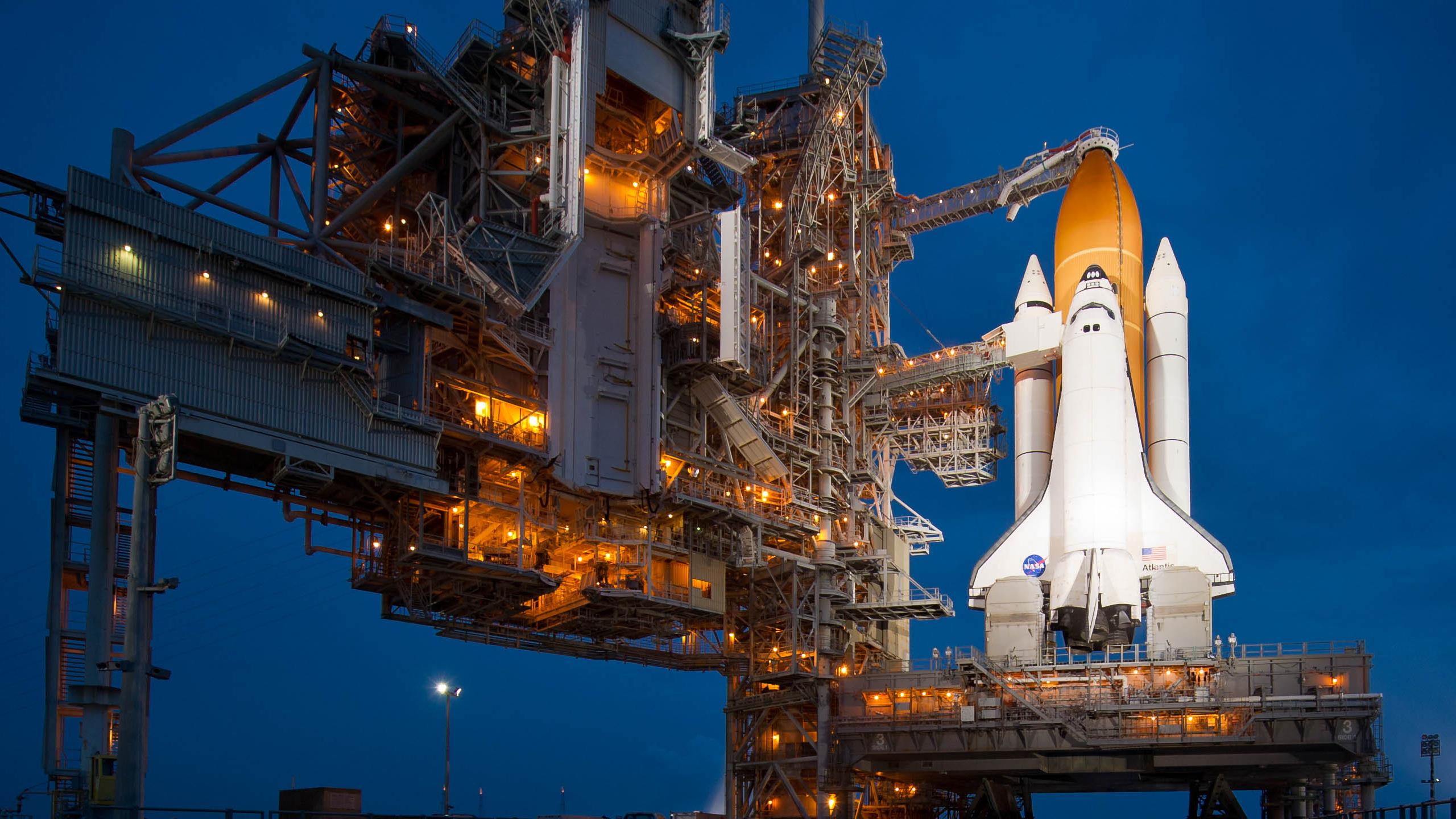 Fantastic Space Shuttle Wallpaper