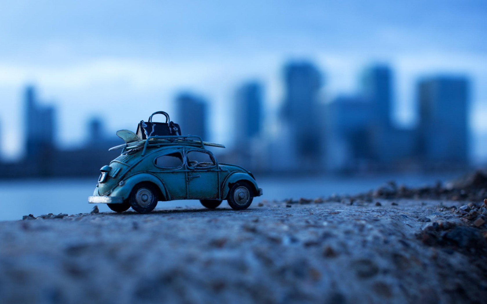 Punch Buggy Volkswagen >> Fantastic Toy Car wallpaper | 1680x1050 | #33561