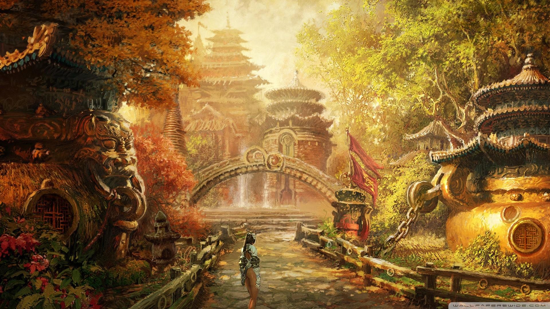 The Fantasy Art Wallpaper 855 Hi-Resolution