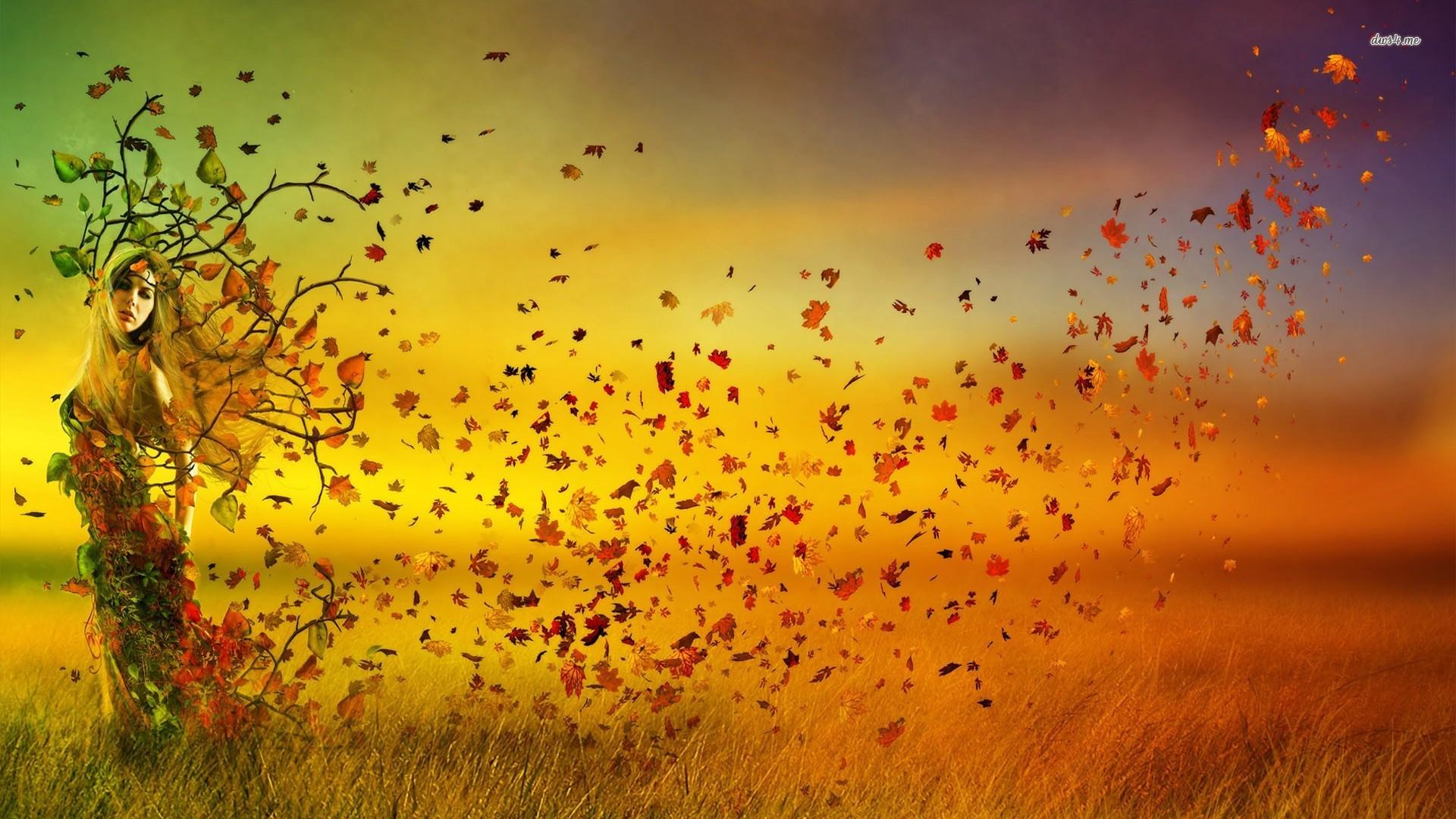 ... Autumn wallpaper 1920x1080 ...