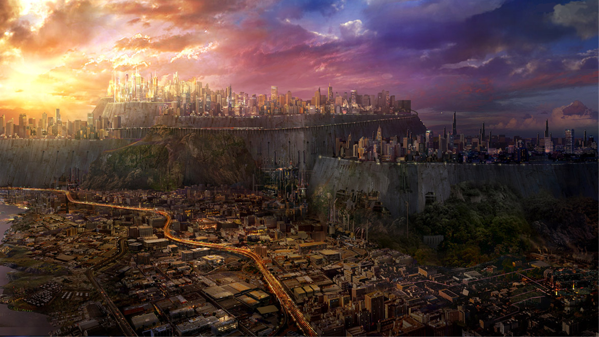 Image - Alpha-coders-wallpaper-abyss-fantasy-city-201815.jpg - Medieval Online Wiki