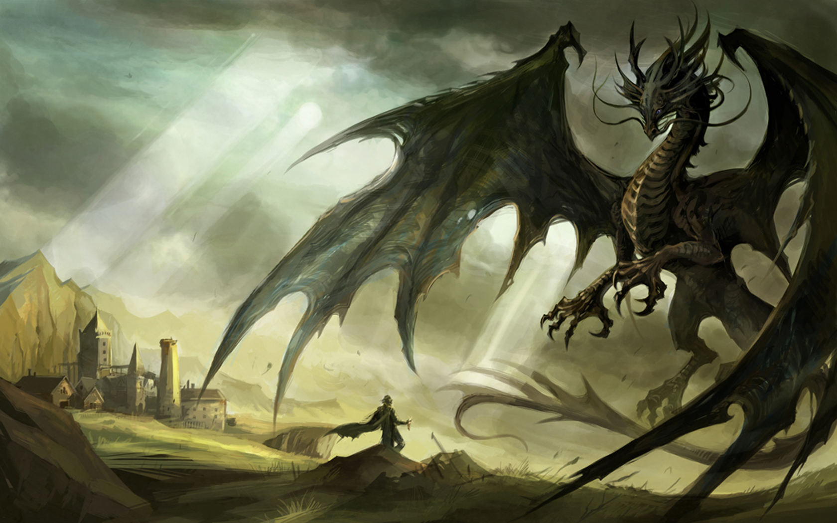 Is/was your dragon a powerhouse?