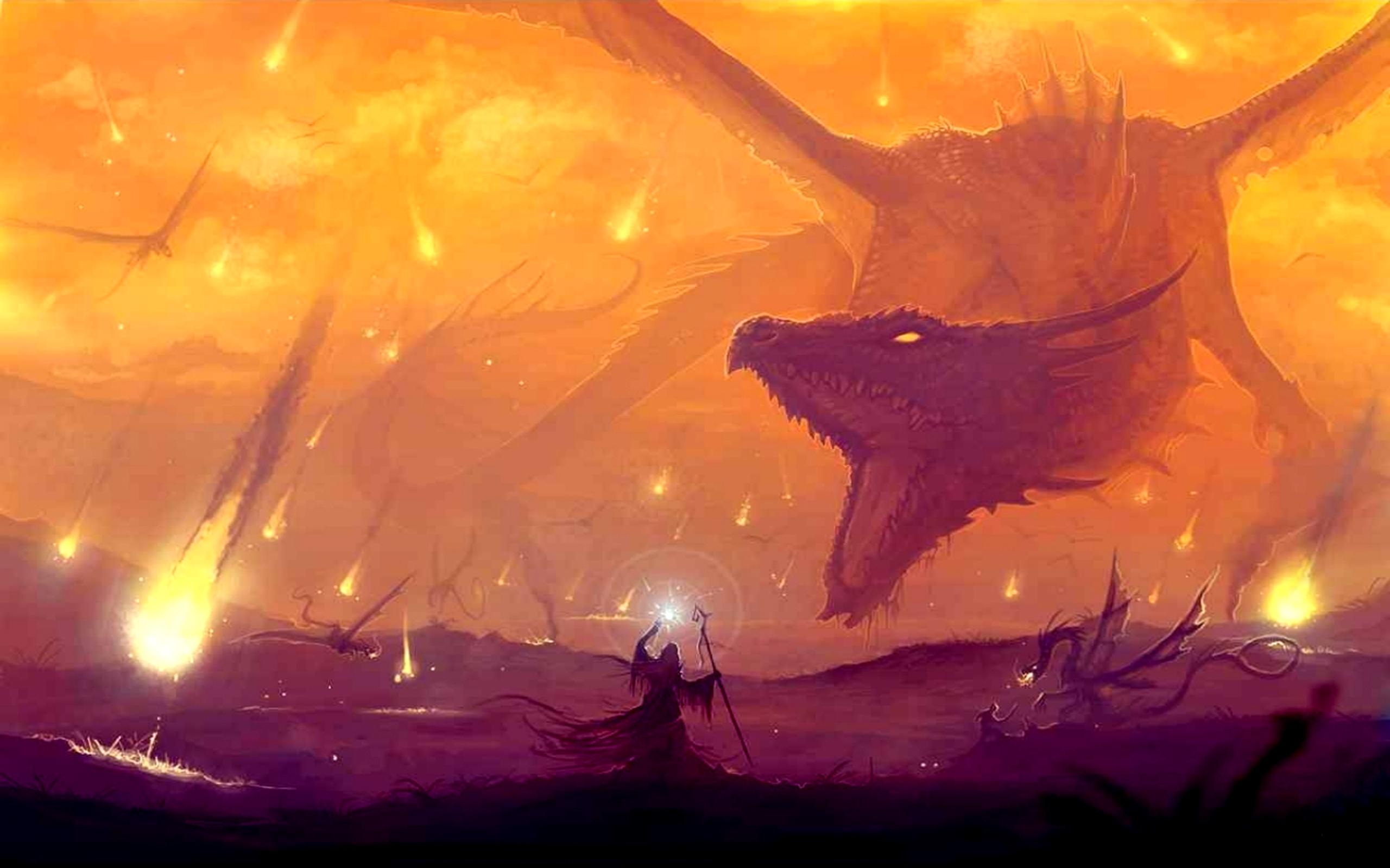 Fantasy Dragon 2