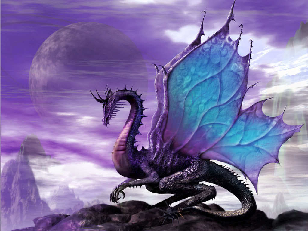 Dragon - fantasy Wallpaper