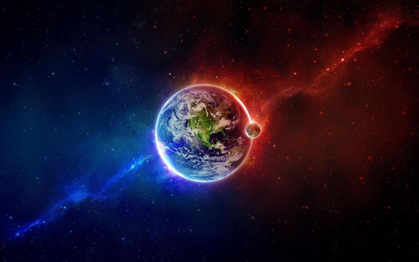 Fantasy Earth Wallpaper