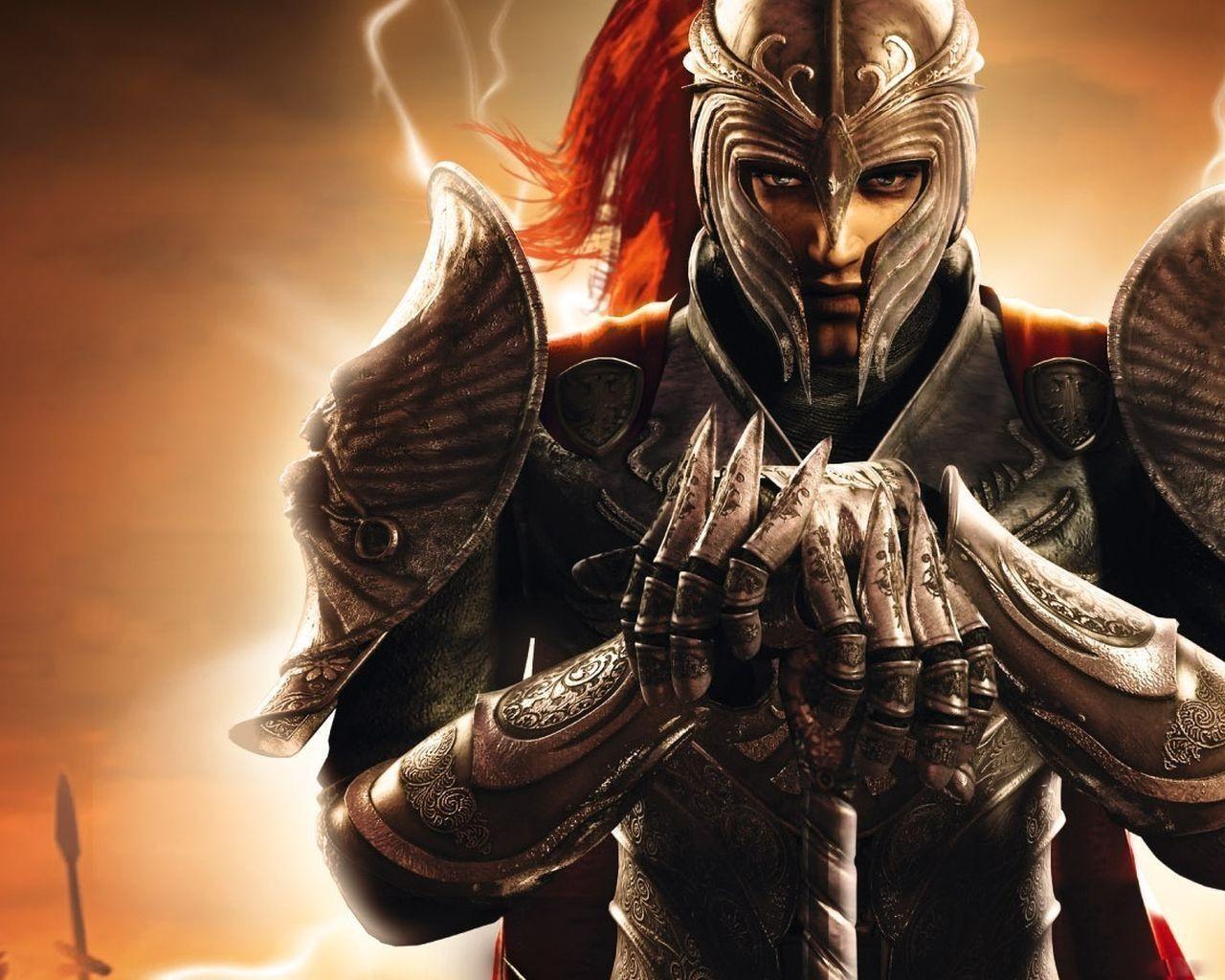 Fantasy Knights Art