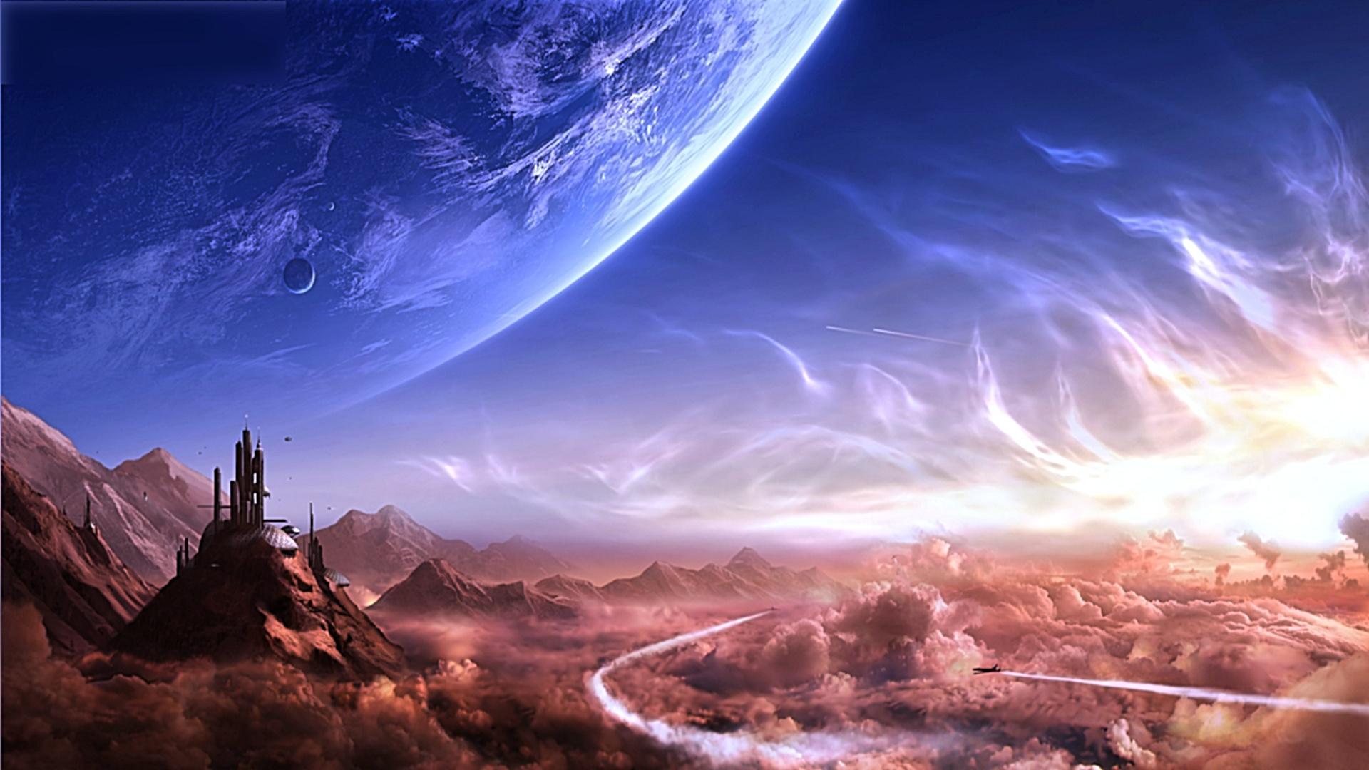 Fantasy Nature Landscape