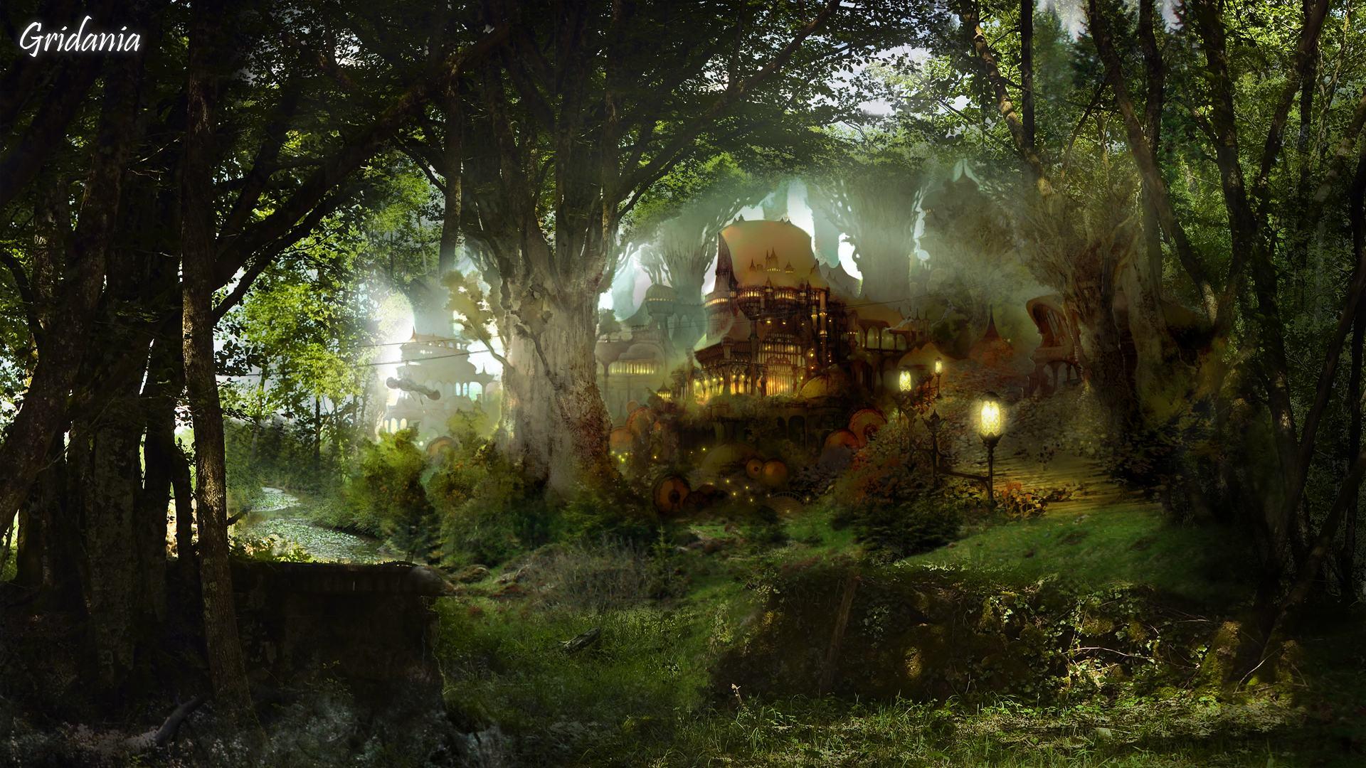 Final Fantasy Desktop Wallpaper