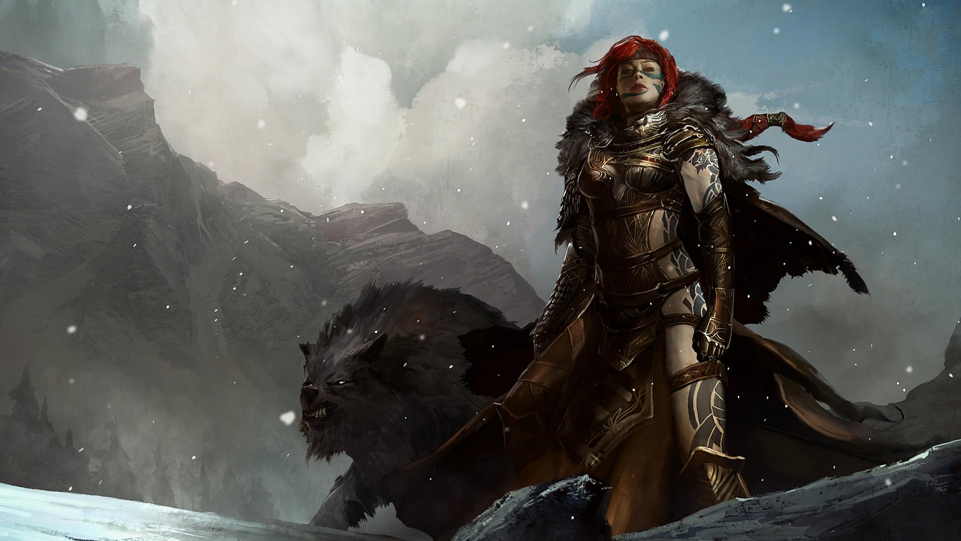 Fantasy Warrior Images 9 Thumb