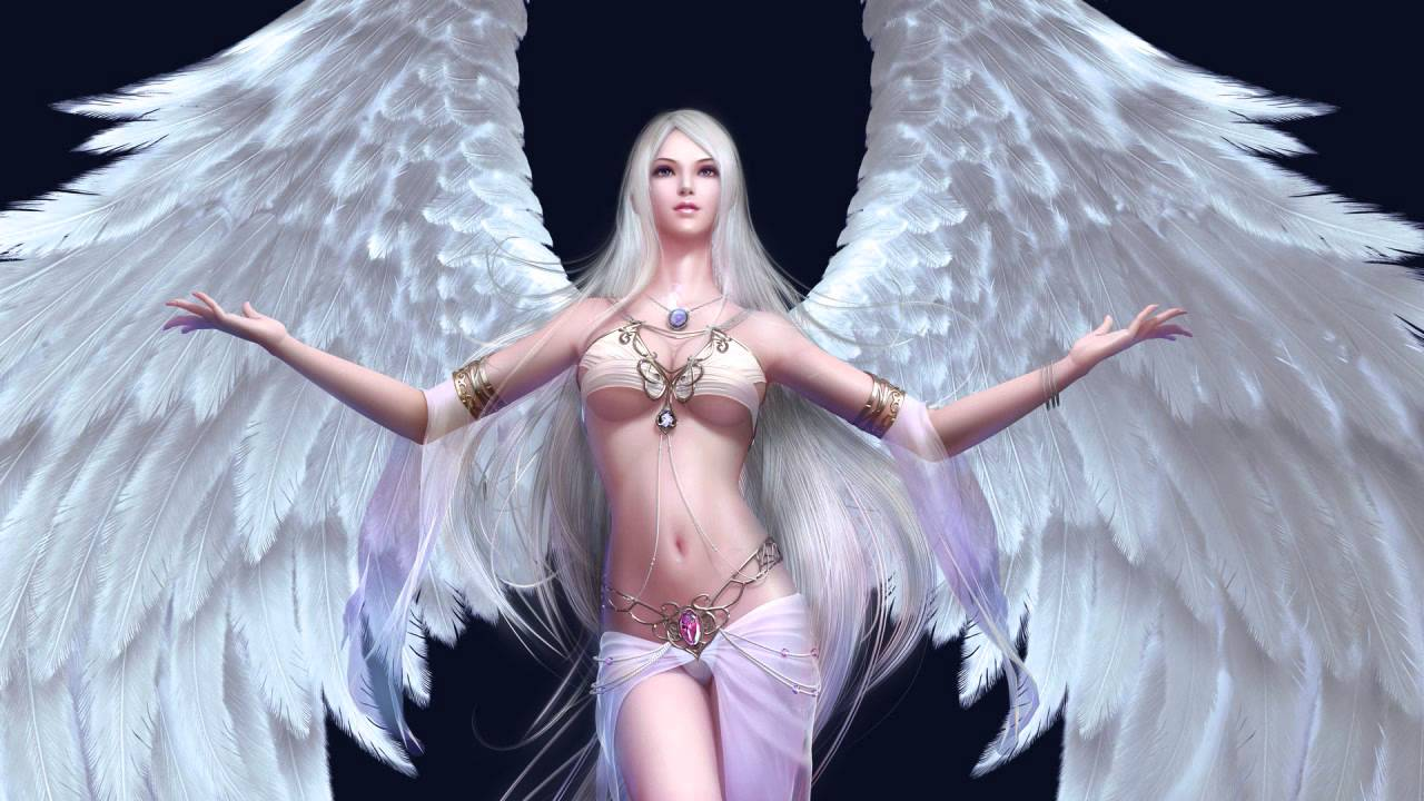 Tunes Of Fantasy White Angel (Epic Intense Fantasy Magical Beautiful Orchesstral Emotional)