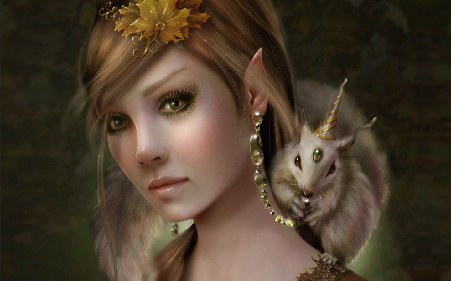 Fantasy Images Women Background Hd 2 Thumb