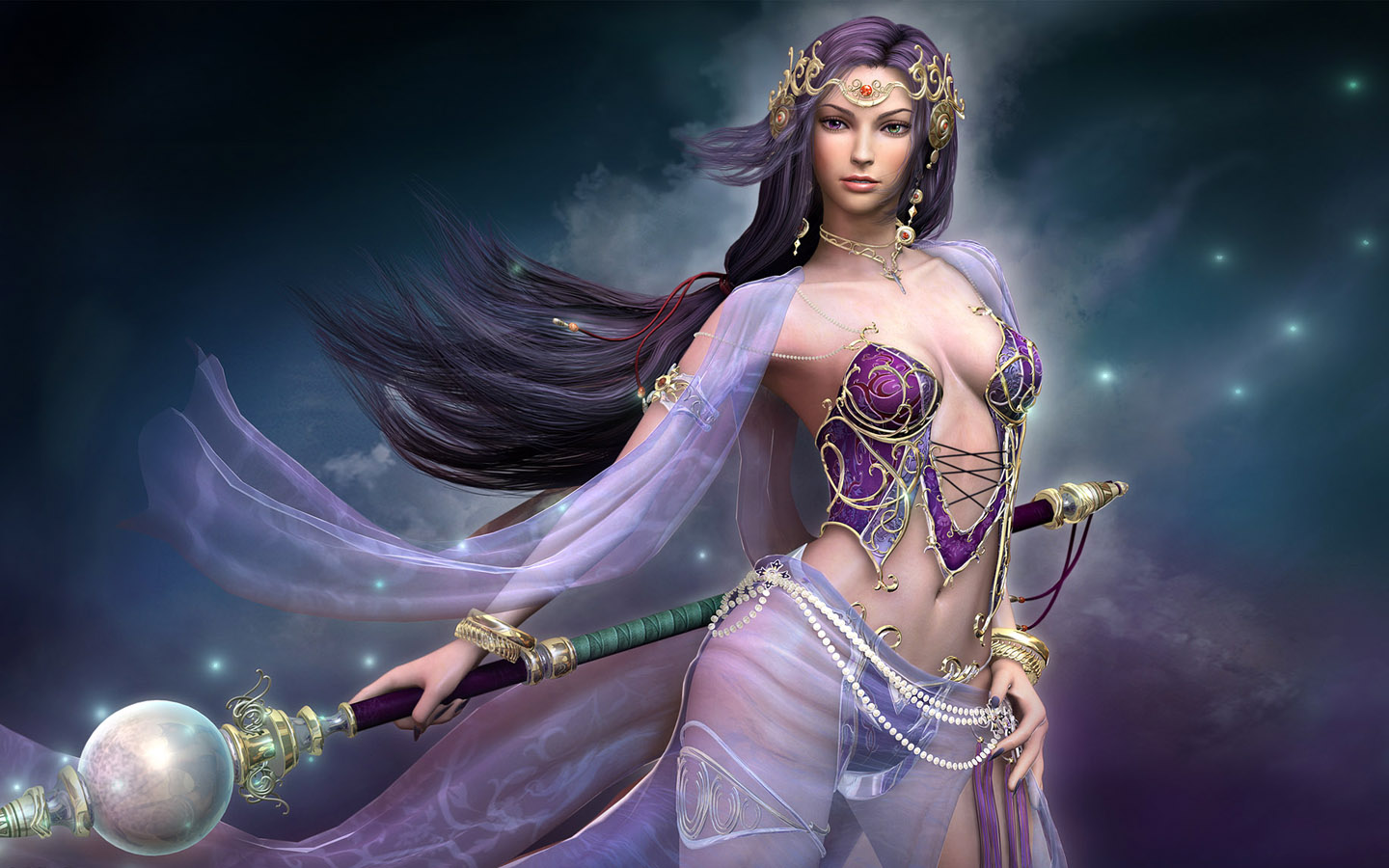 ... fantasy-women-wallpapers ...