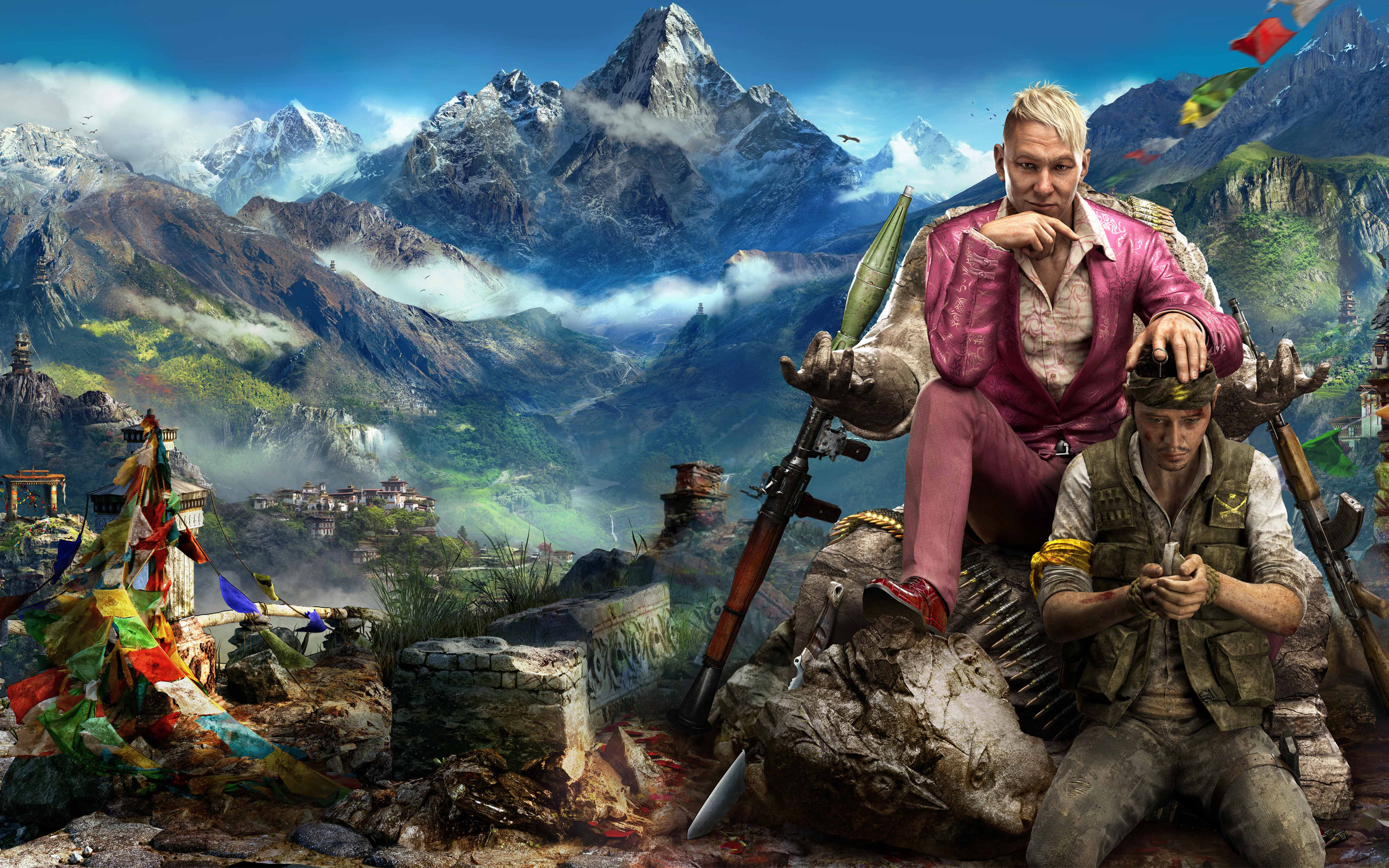 New video reveals hidden Easter Egg ending in Far Cry 4