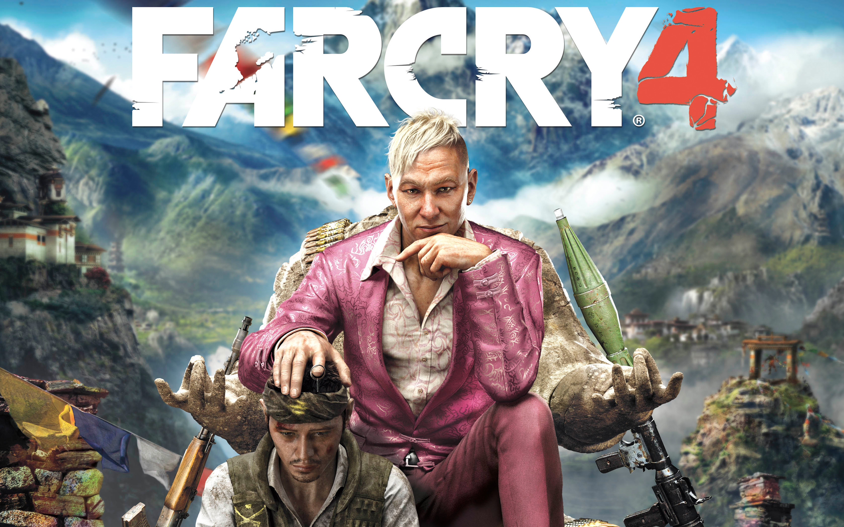 Far Cry 4 HD
