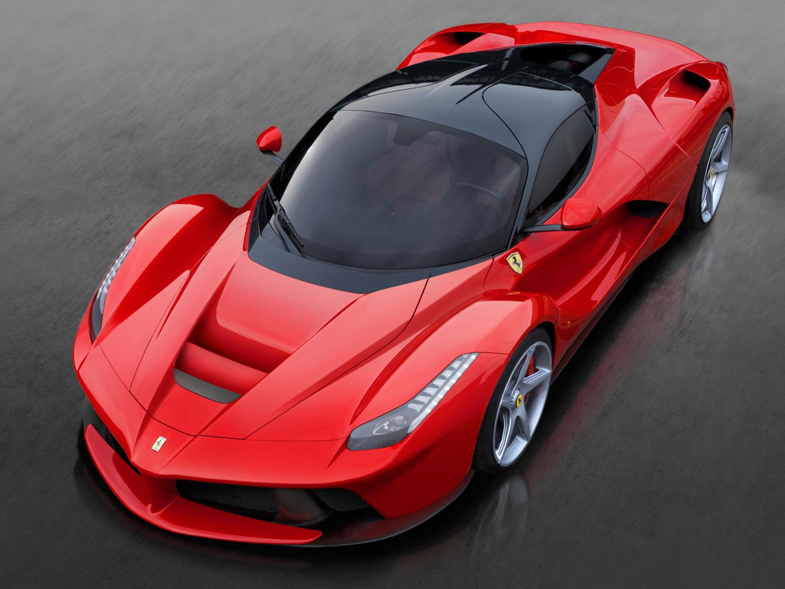 1600 X 1200 2013 Ferrari F70 LaFerrari Ps