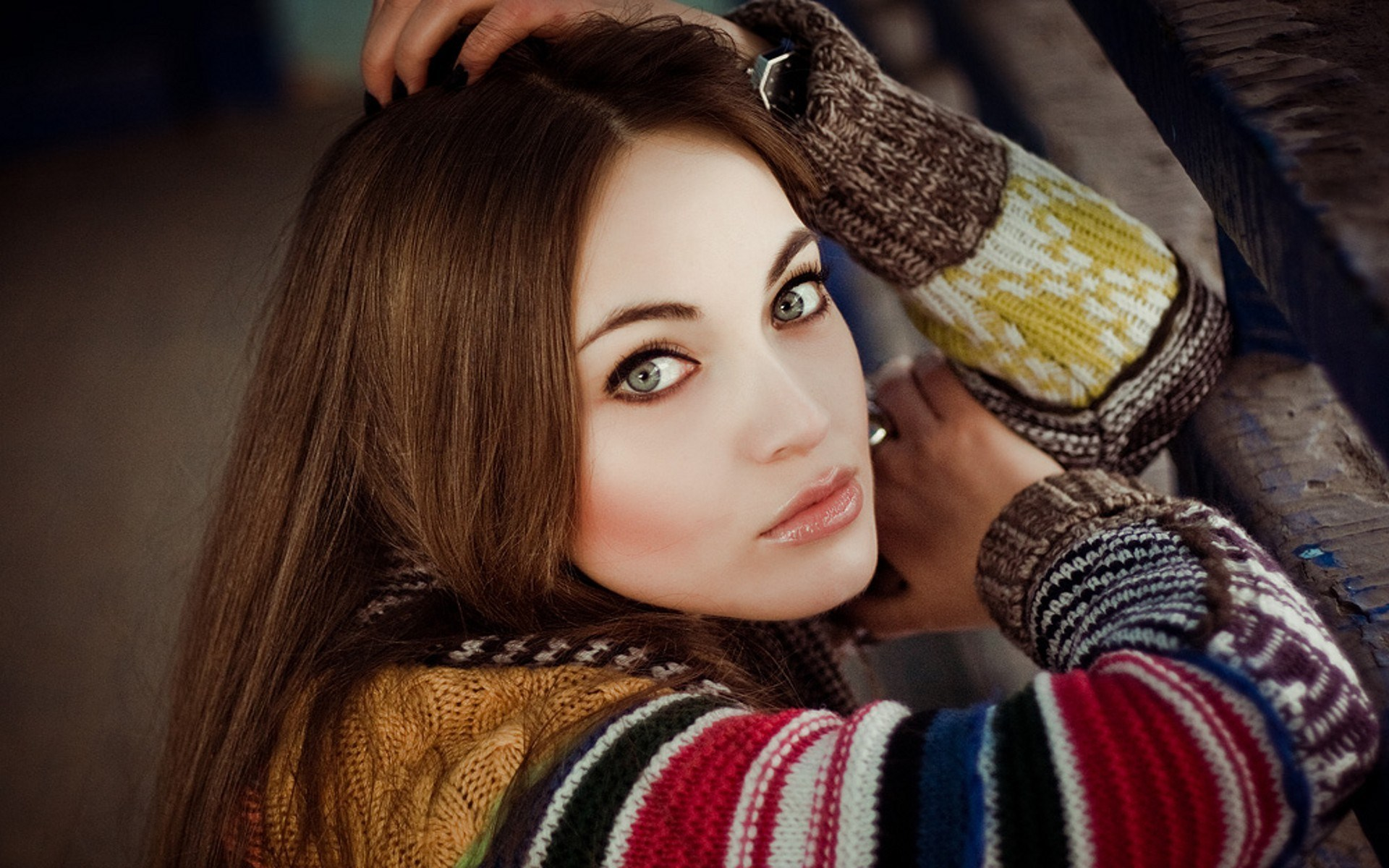 Fashion Photo Model Girl Beauty
