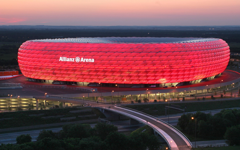 Fc bayern munich arena