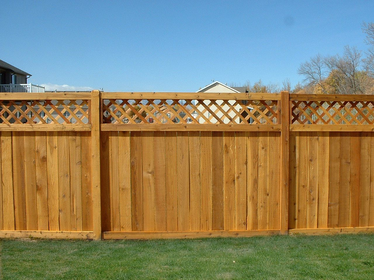Channel Fence specializes in providing residential and commercial customers with fence contracting services.