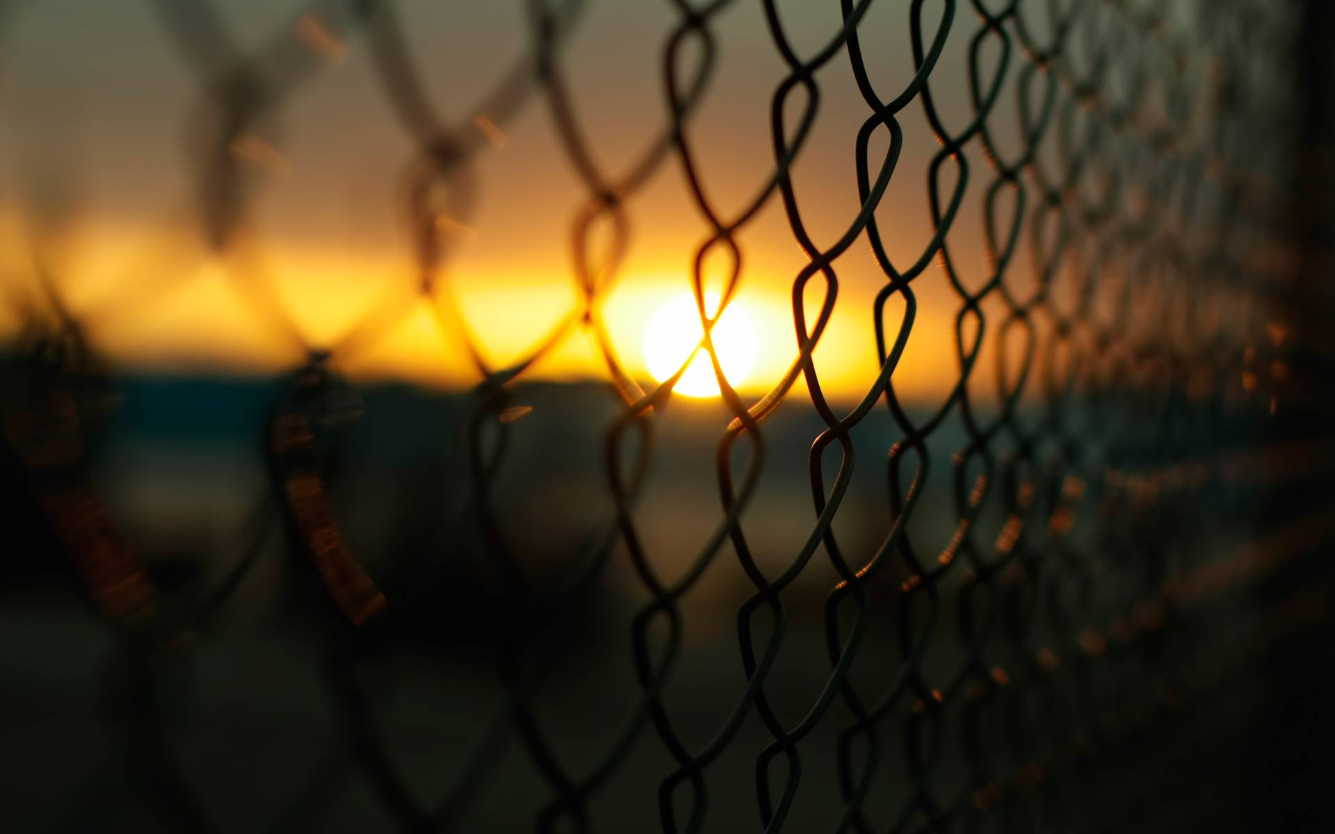 Beautiful Fence Wallpaper