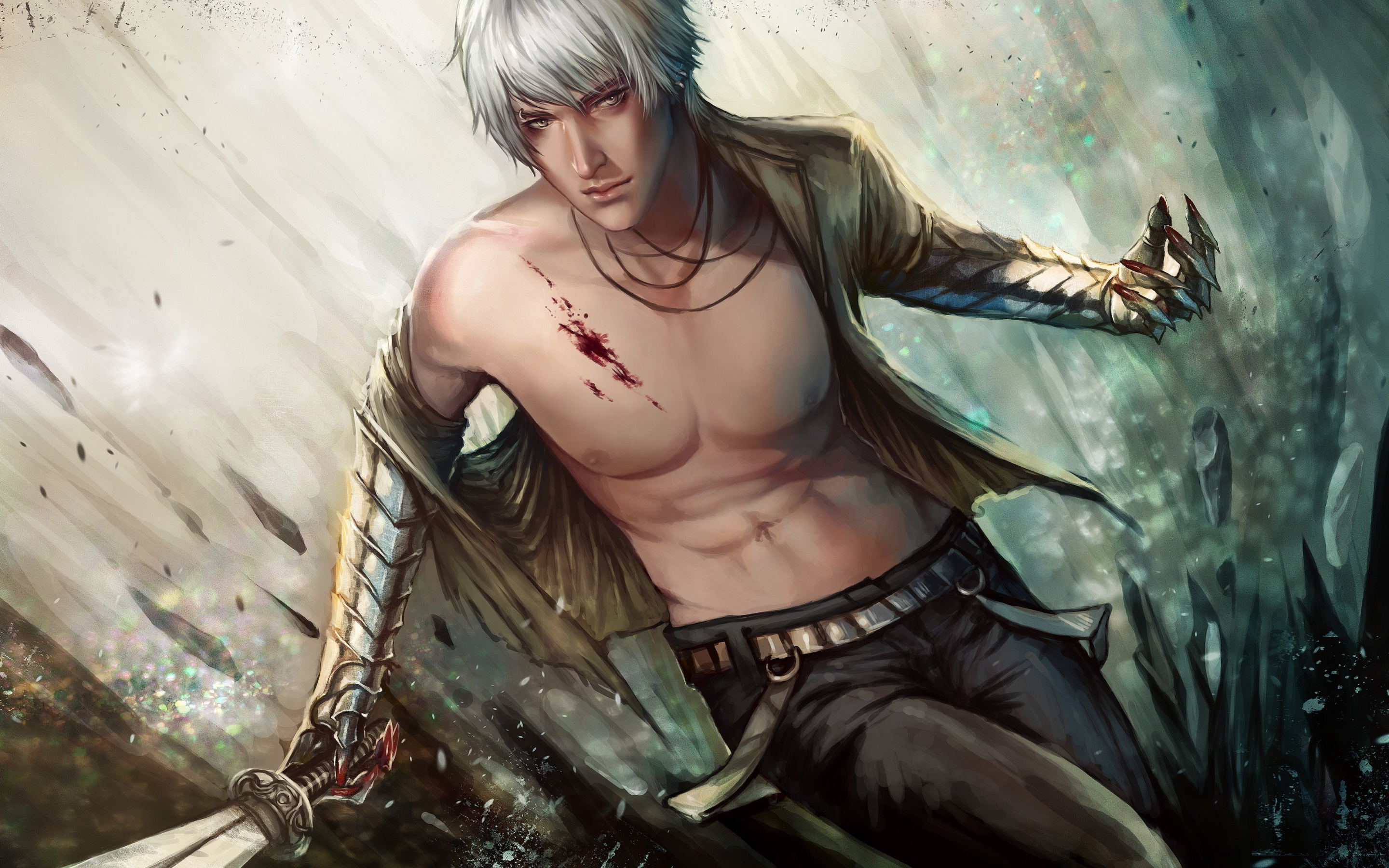 Fenris dragon age art