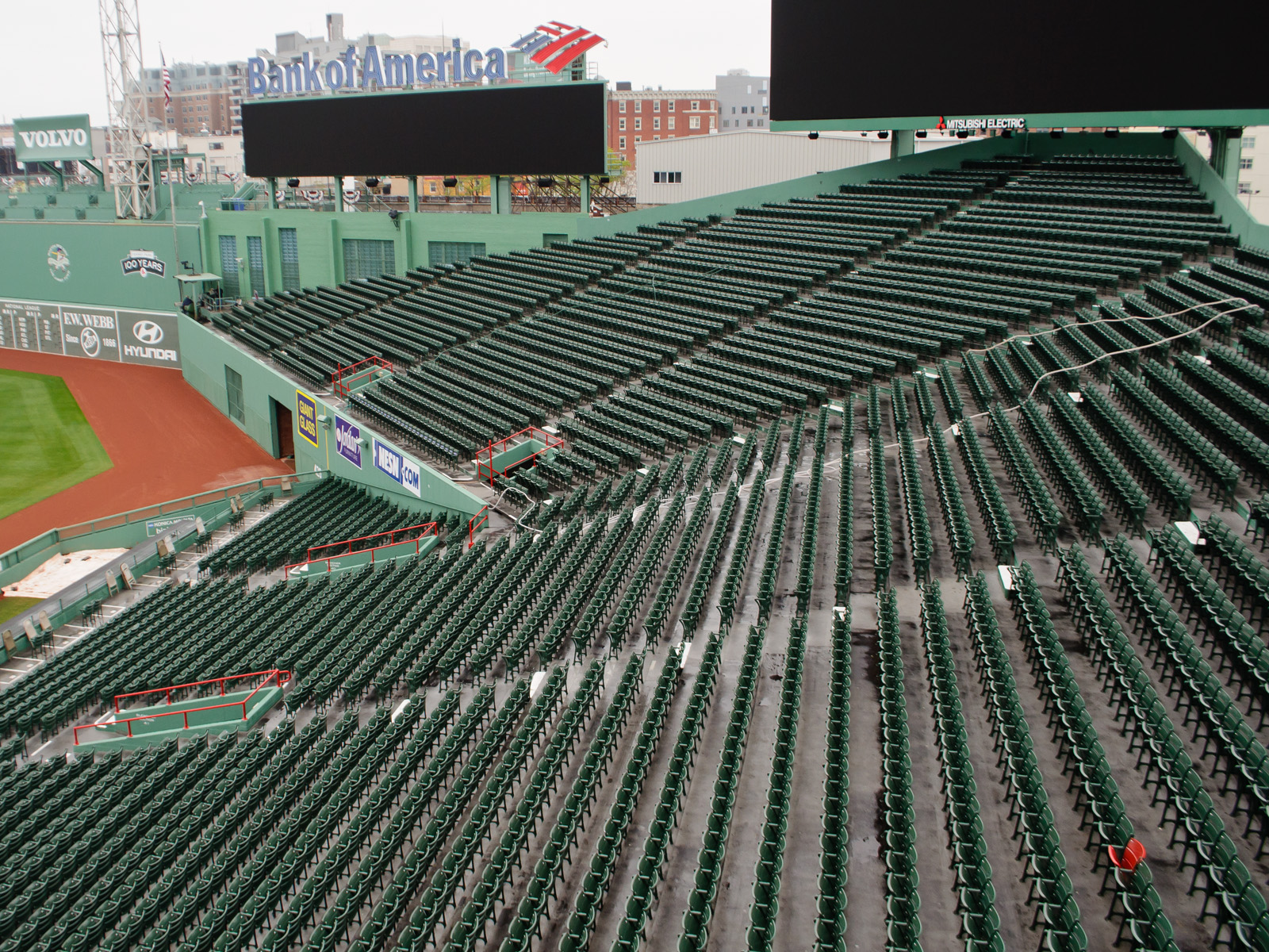 Fenway Park Wallpaper 1600x1200 3328