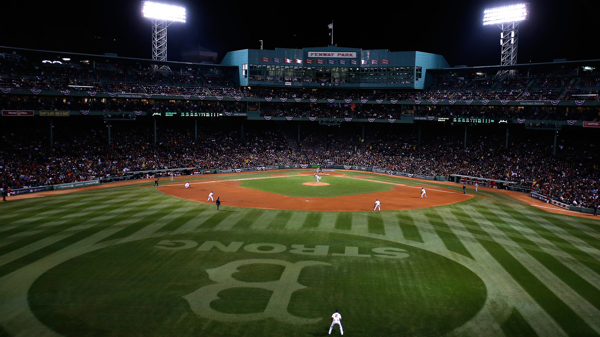 Fenway Wallpaper HD